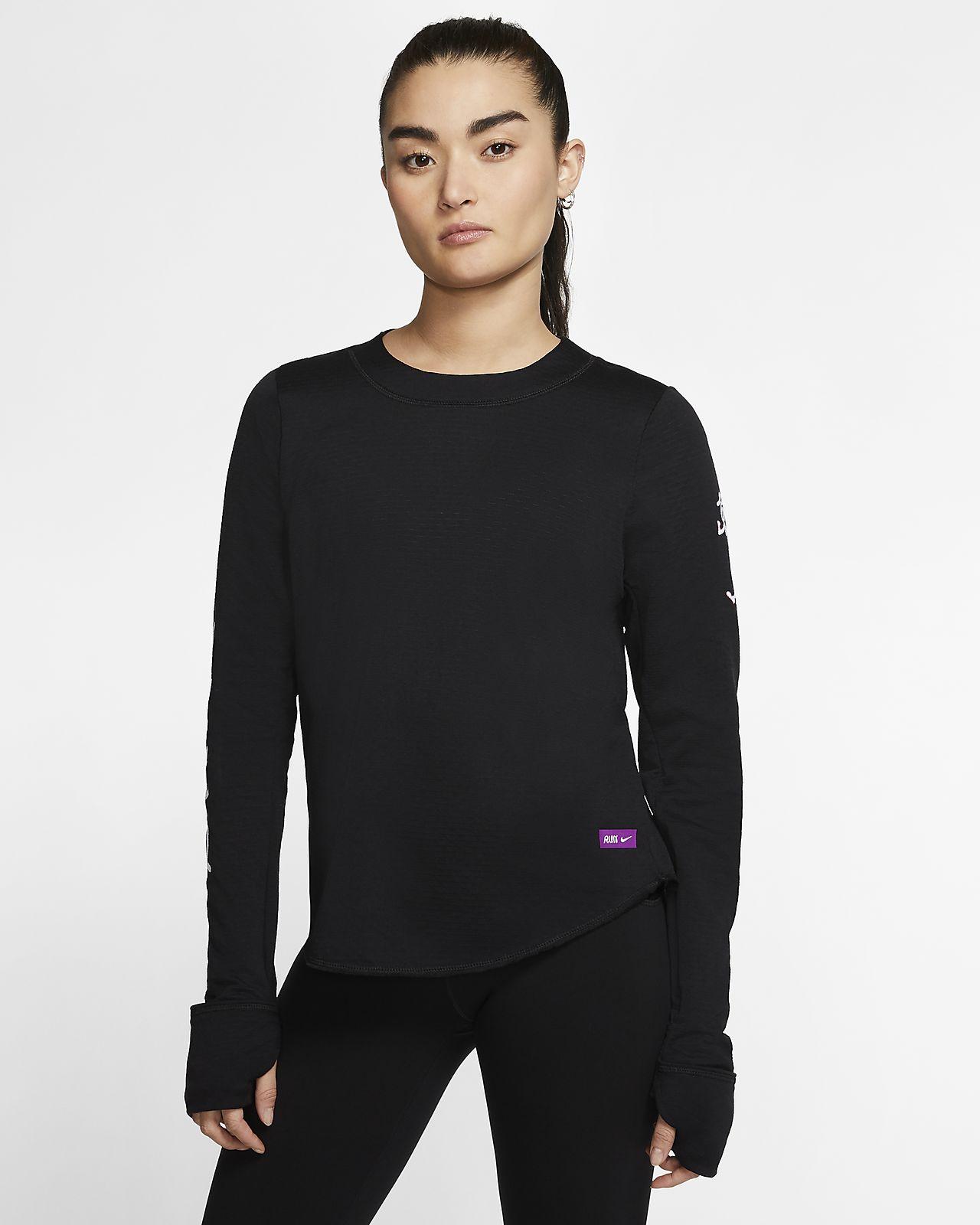 Haut de running à manches longues Nike Sphere Tokyo pour Femme