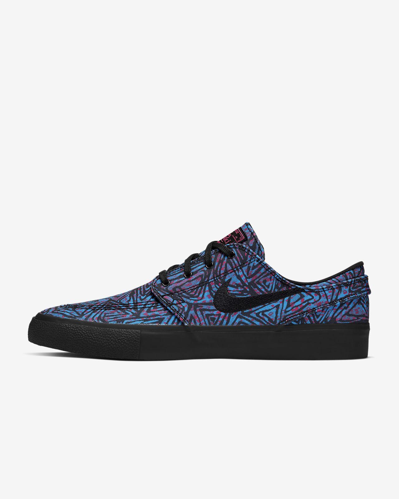 Nike SB Zoom Stefan Janoski Canvas RM Premium 滑板鞋