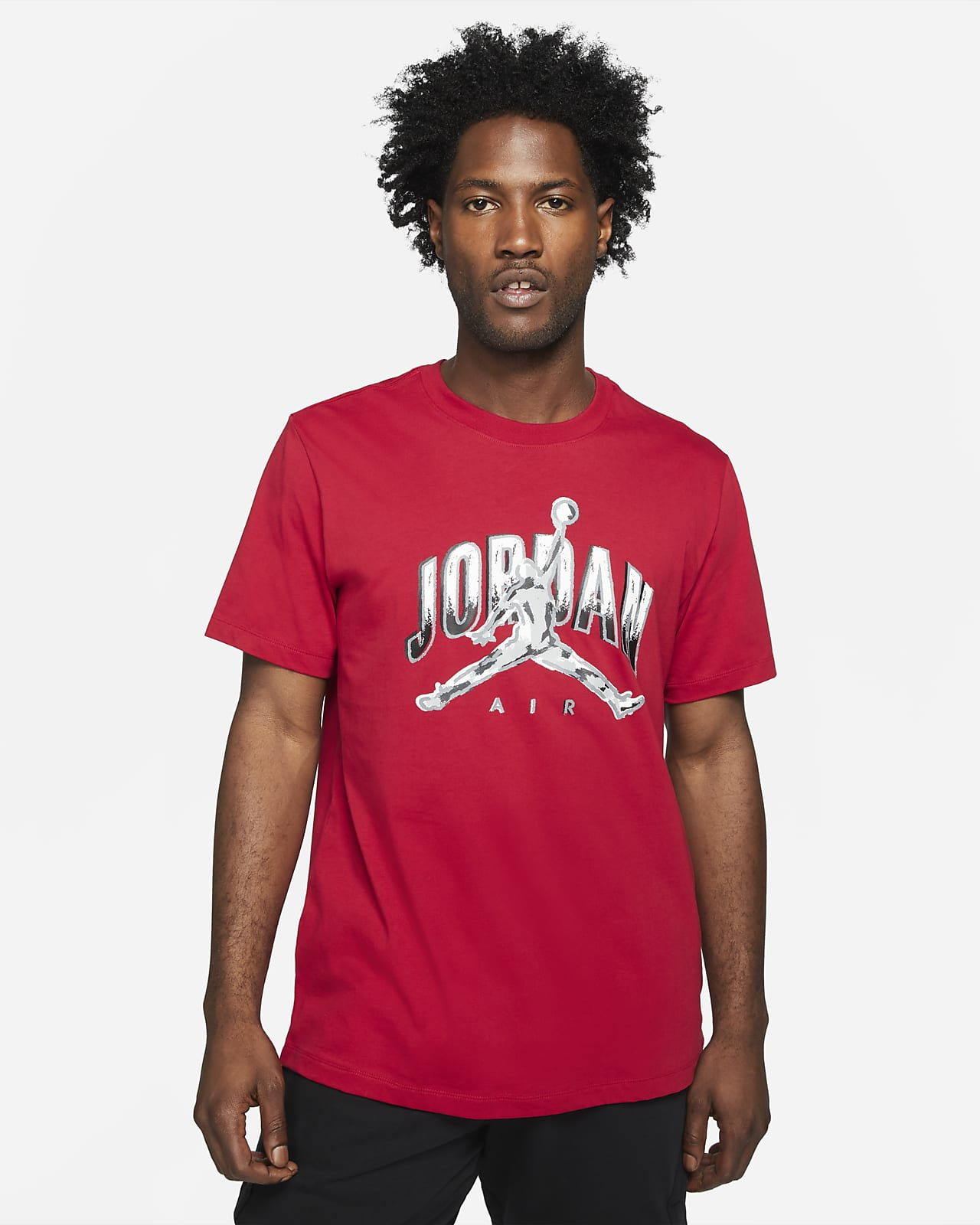 Męski T-shirt z krótkim rękawem Jordan Air