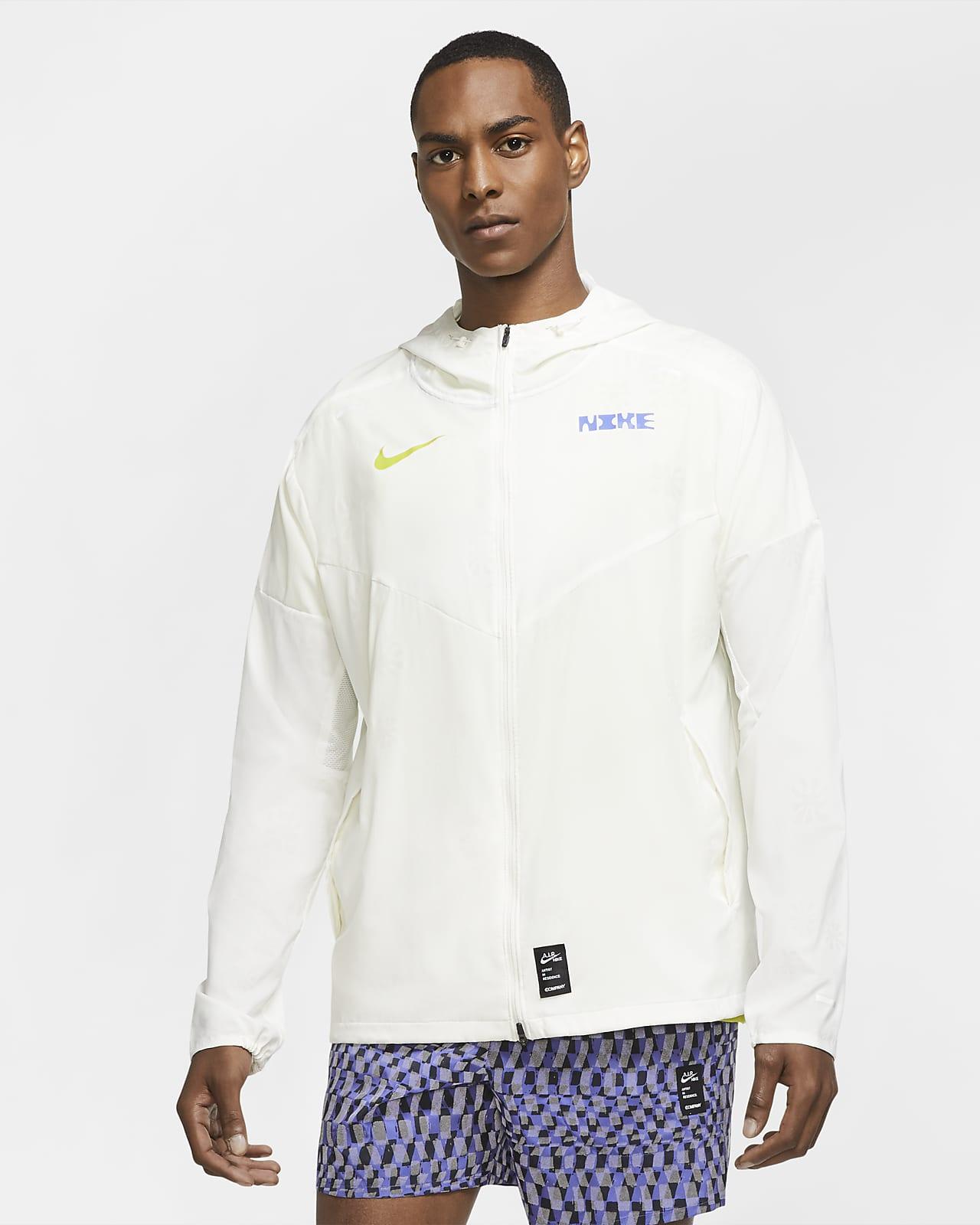 Nike Windrunner A.I.R. Chaz Bear Men's Running Jacket
