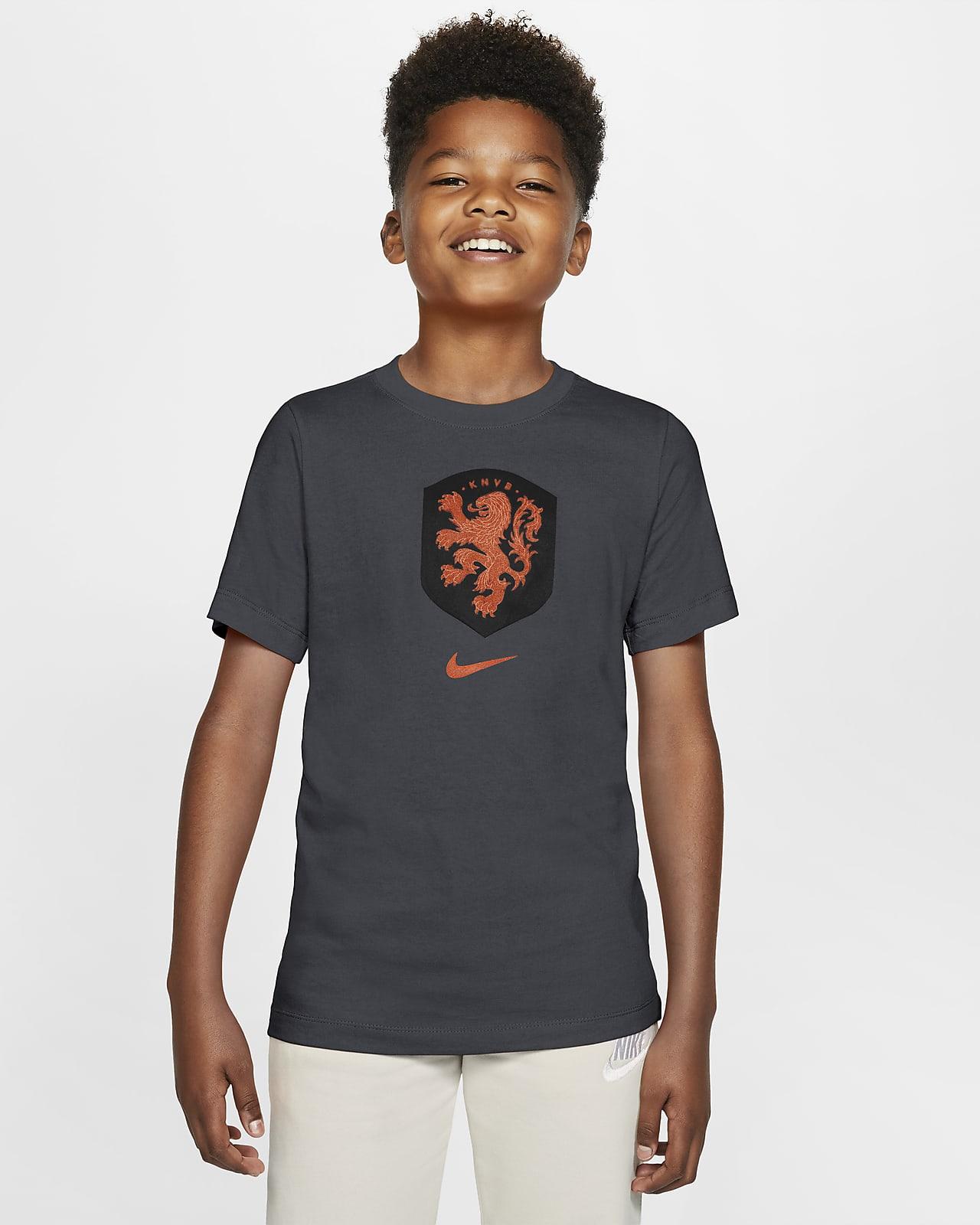 Hollanda Genç Çocuk Futbol Tişörtü