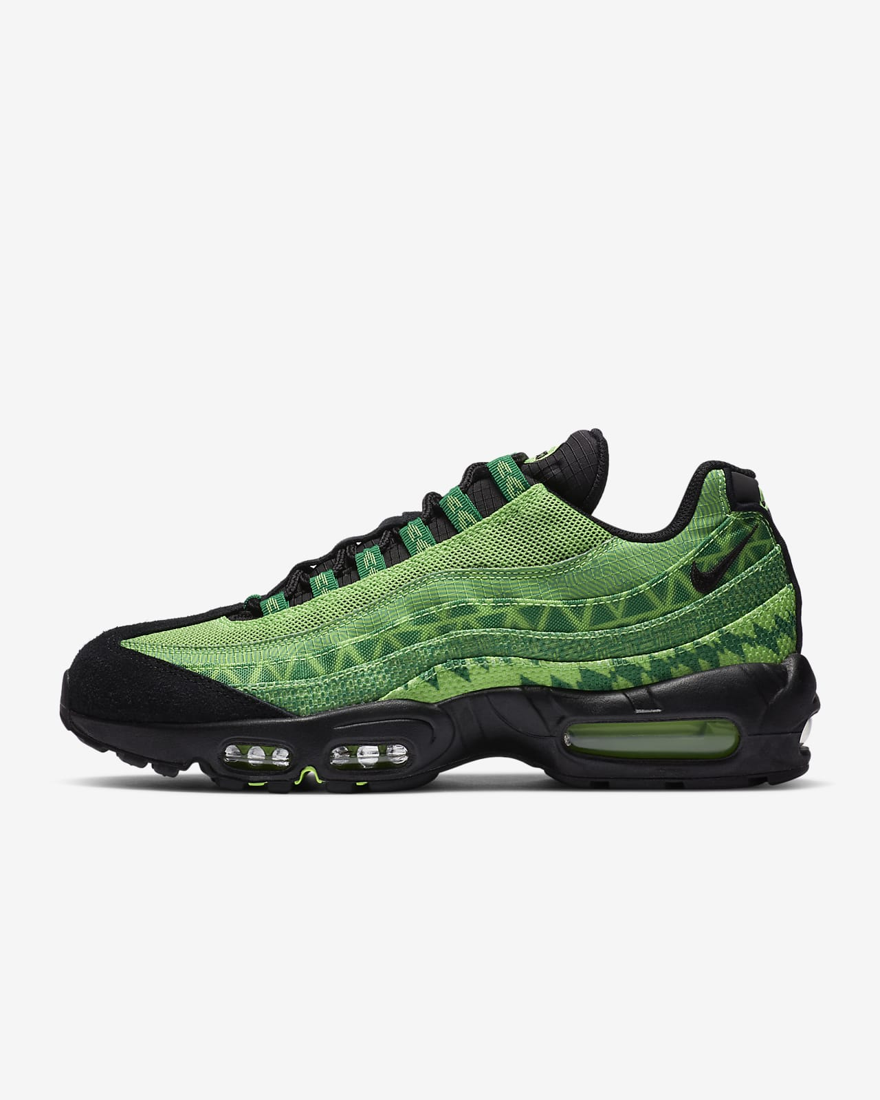 Chaussure Nike Air Max 95 (Fédération du Nigeria de football) pour Homme