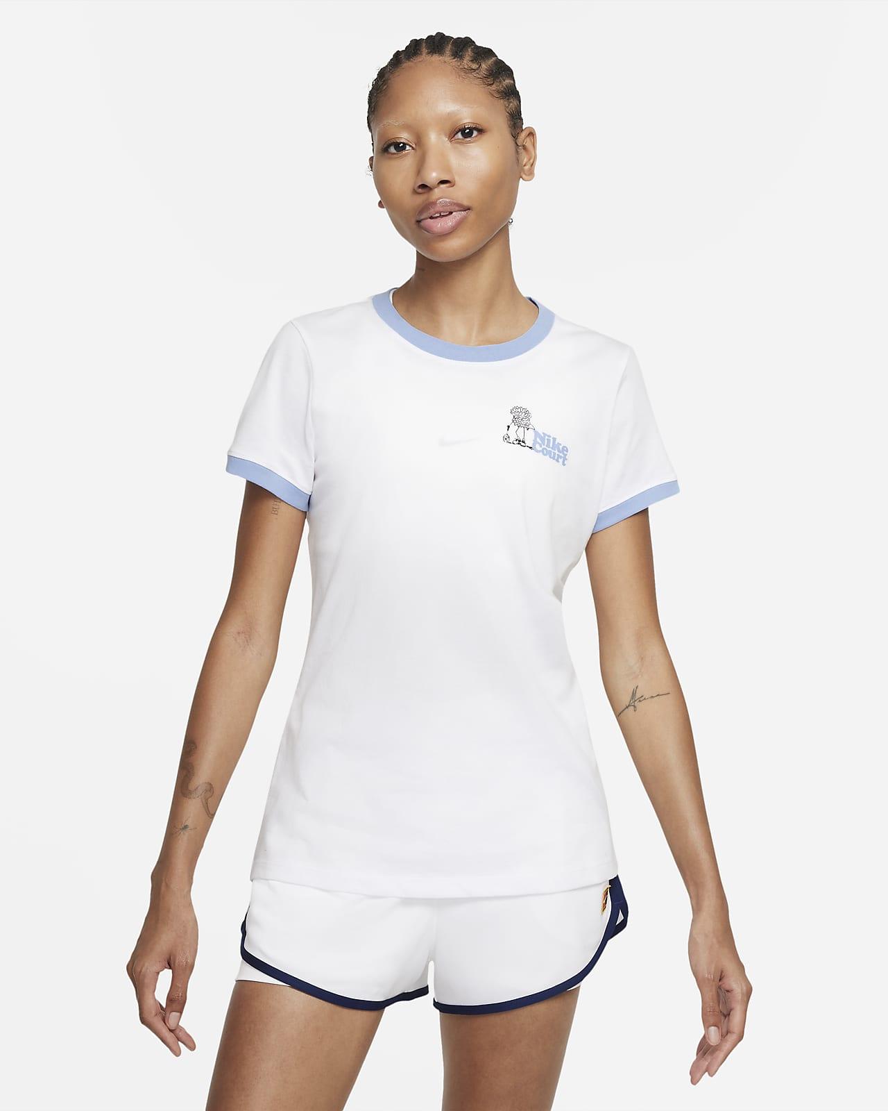 NikeCourt Dri-FIT Women's Tennis T-Shirt