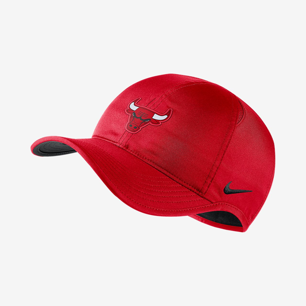 Chicago Bulls Nike AeroBill Featherlight NBA Hat