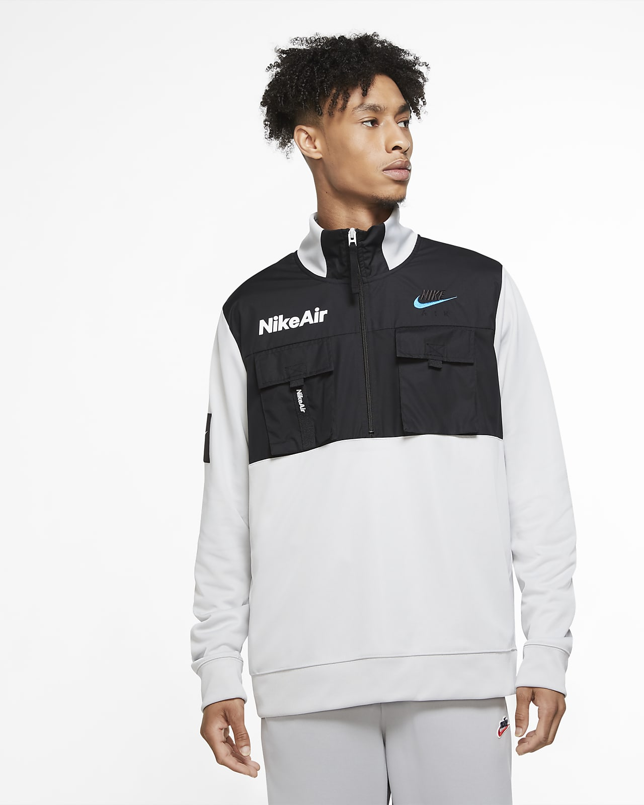 Nike Air Men's 1/2-Zip Jacket