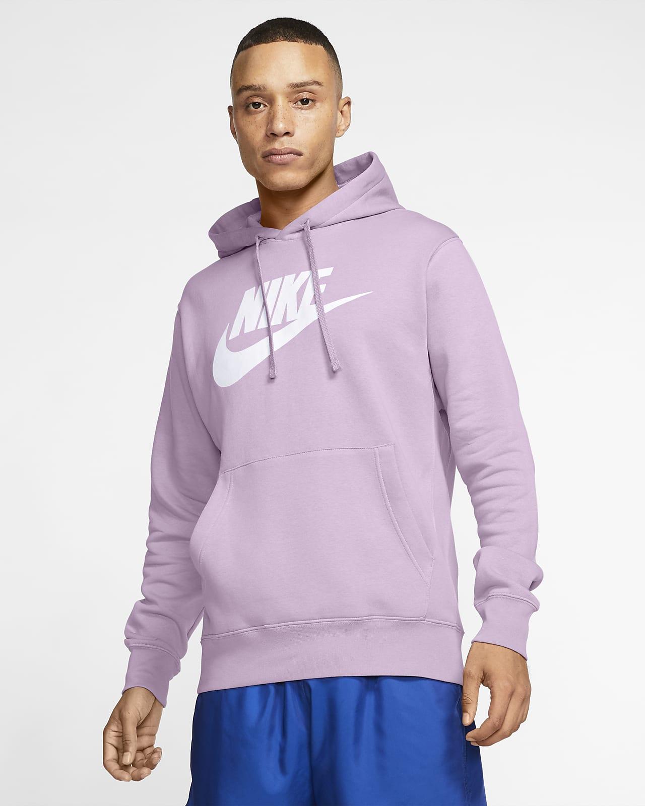 Nike Sportswear Club Fleece Dessuadora amb caputxa estampada - Home