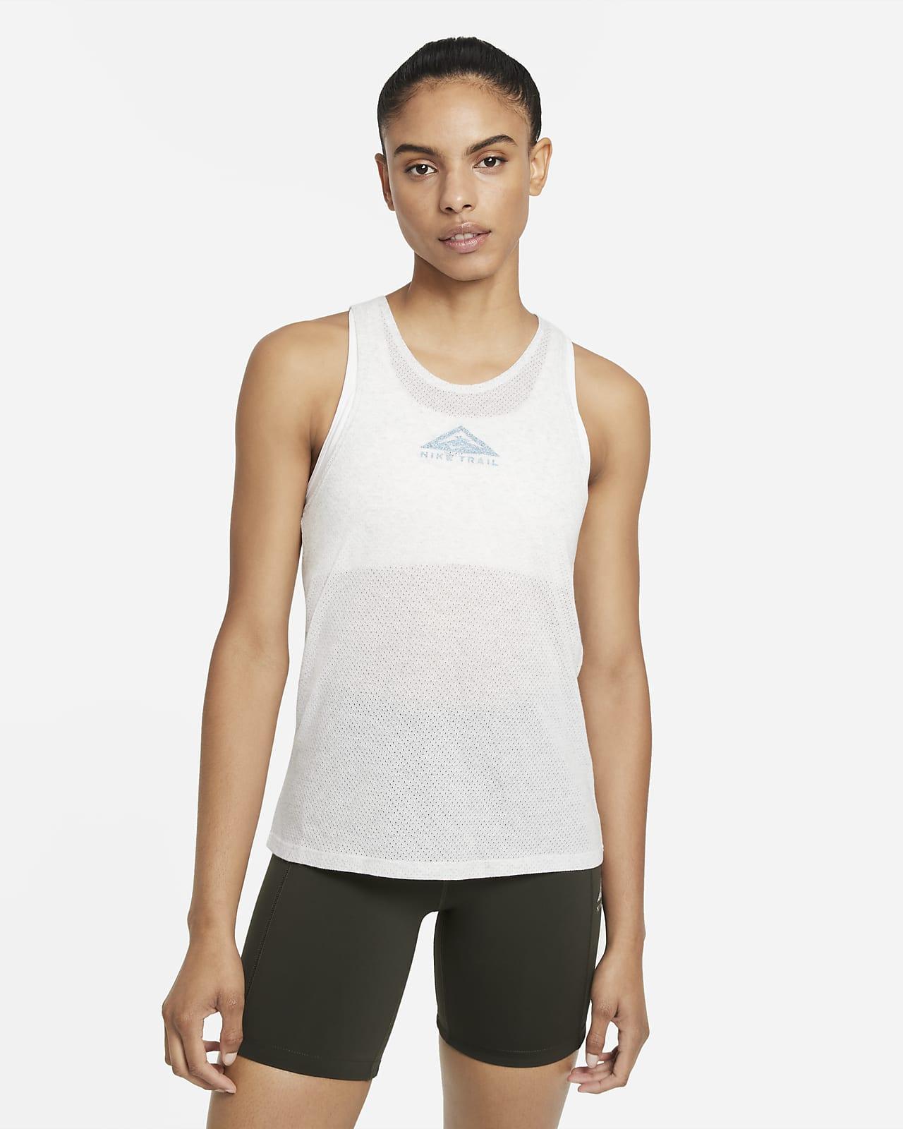 Débardeur de trail Nike City Sleek pour Femme