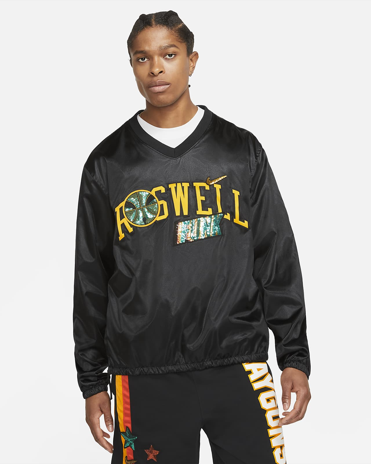 Nike Rayguns Men's Premium Basketball Top