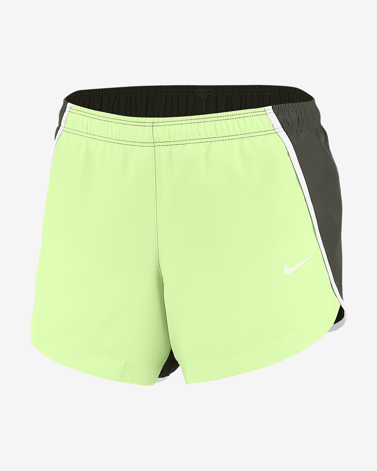 Беговые шорты для девочек школьного возраста Nike Dry