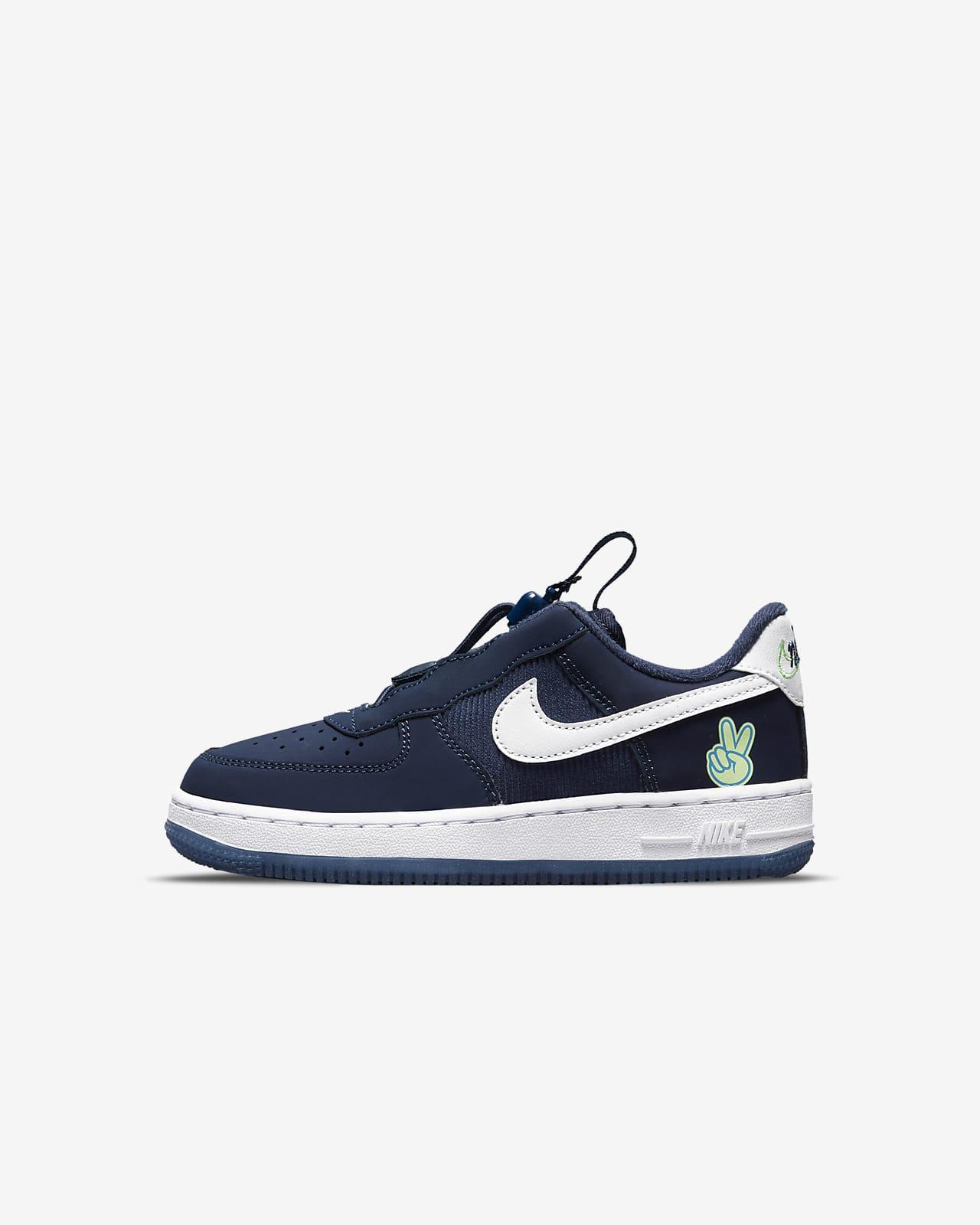 Calzado para niños talla pequeña Nike Force 1 Toggle SE