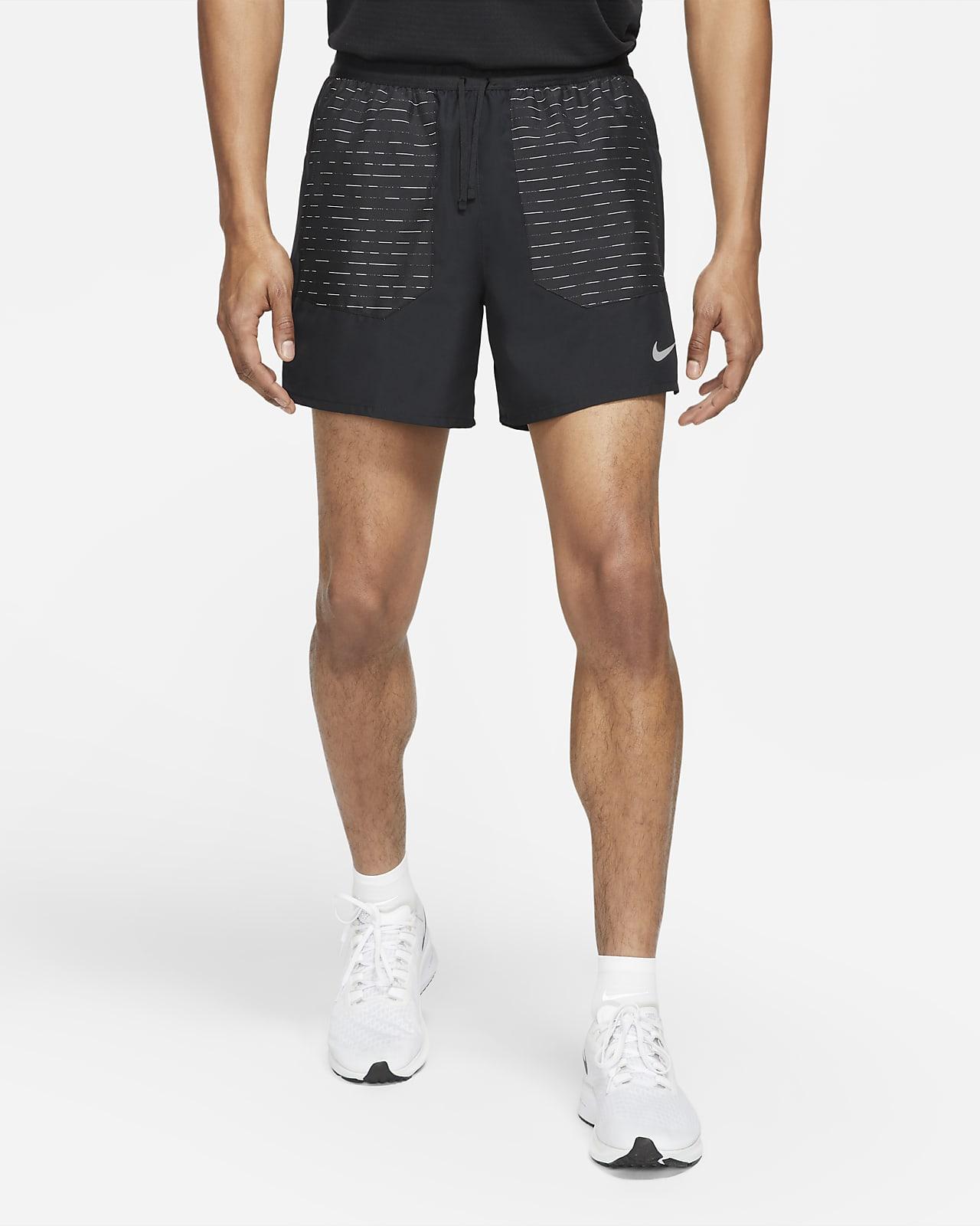 Short de running avec sous-short intégré Nike Dri-FIT Flex Stride Run Division 13cm pour Homme