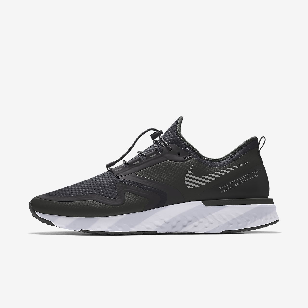 Nike Odyssey React Shield By You Sabatilles personalitzables de running - Dona