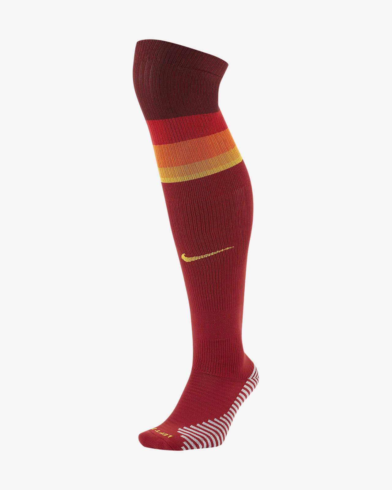 AS Roma 2020/21 Stadium Home Football Over-the-Calf Socks