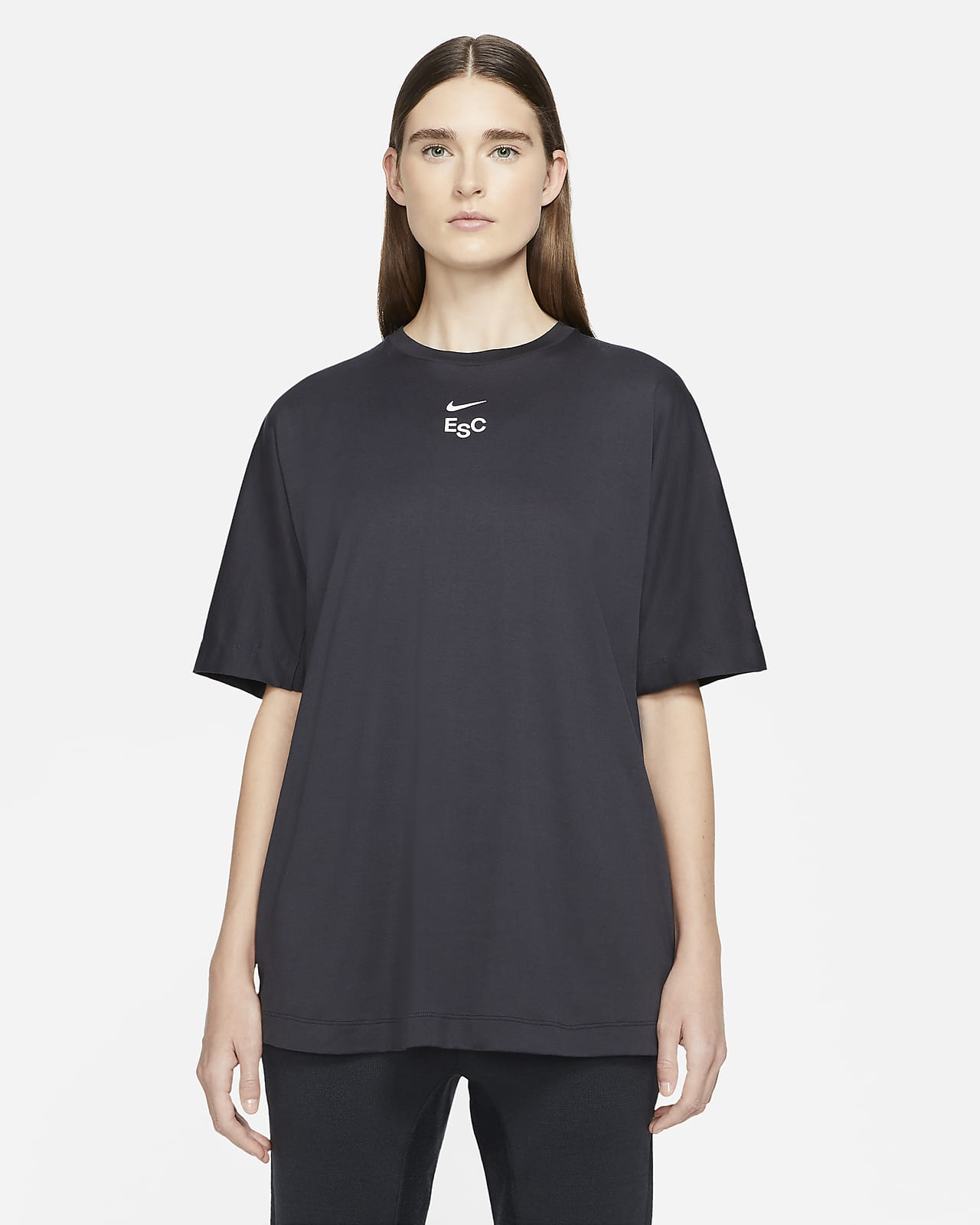 Nike ESC T-Shirt mit Grafik für Damen