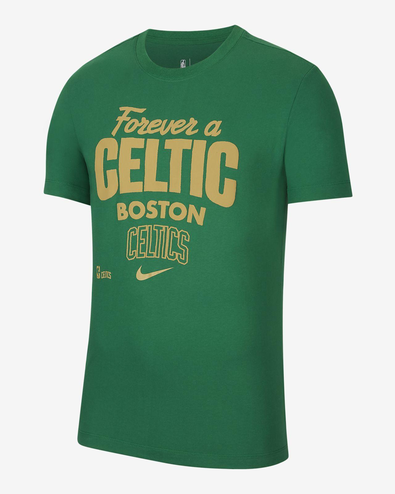 波士顿凯尔特人队 Mantra Nike Dri-FIT NBA 男子T恤