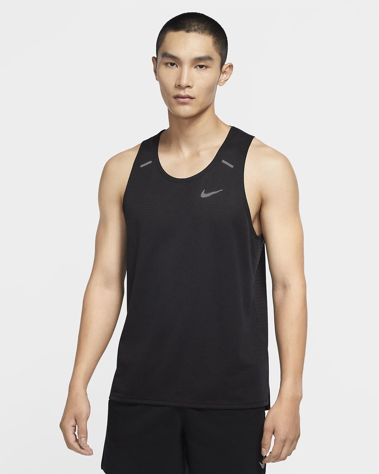 Nike Rise 365 男子跑步背心