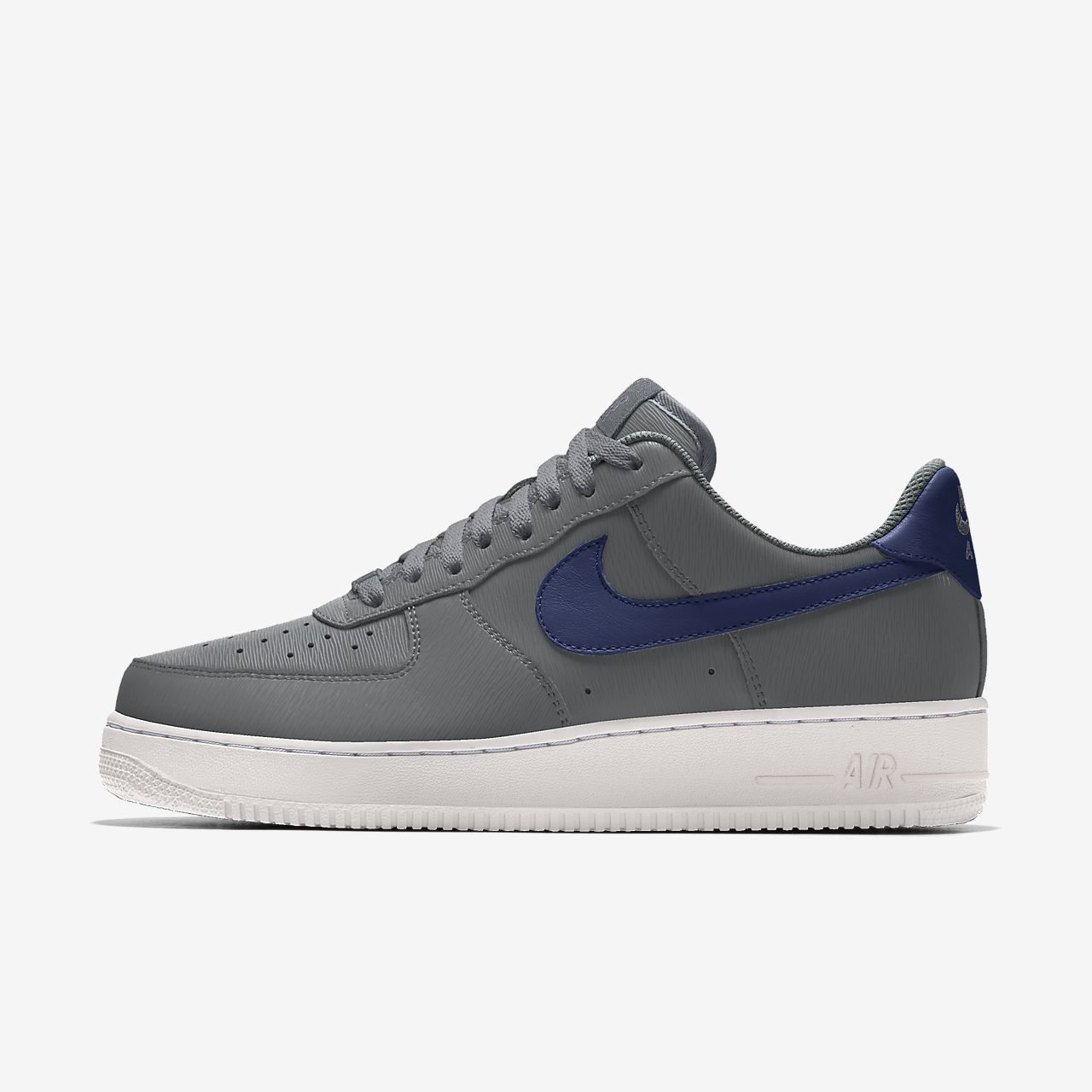 Nike Air Force 1 Low Grey Suede