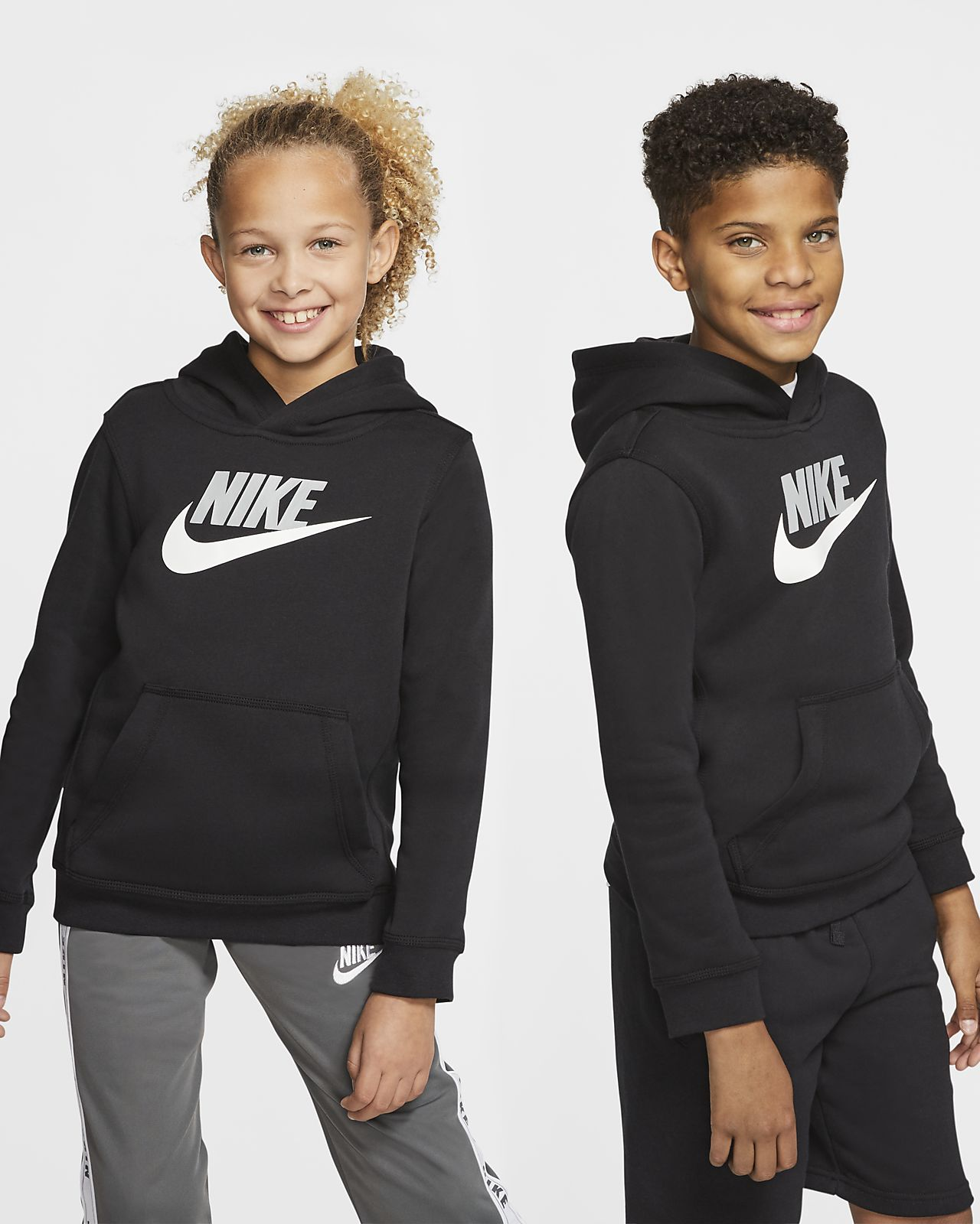 Худи для школьников Nike Sportswear Club Fleece