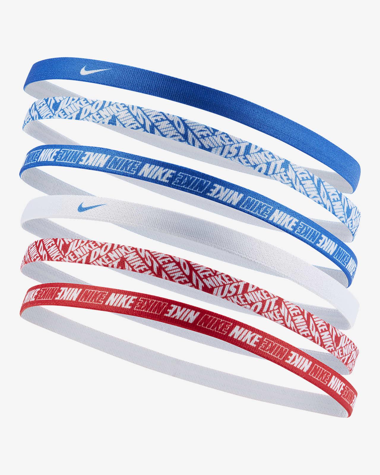 Nike fejpánt (6 darabos csomag)