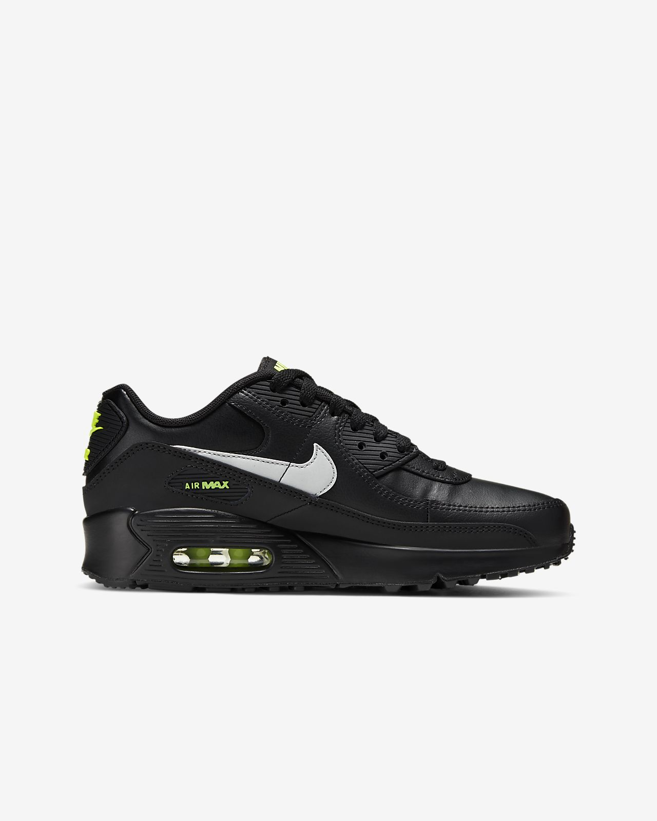 t.buty nike air max 90 leather