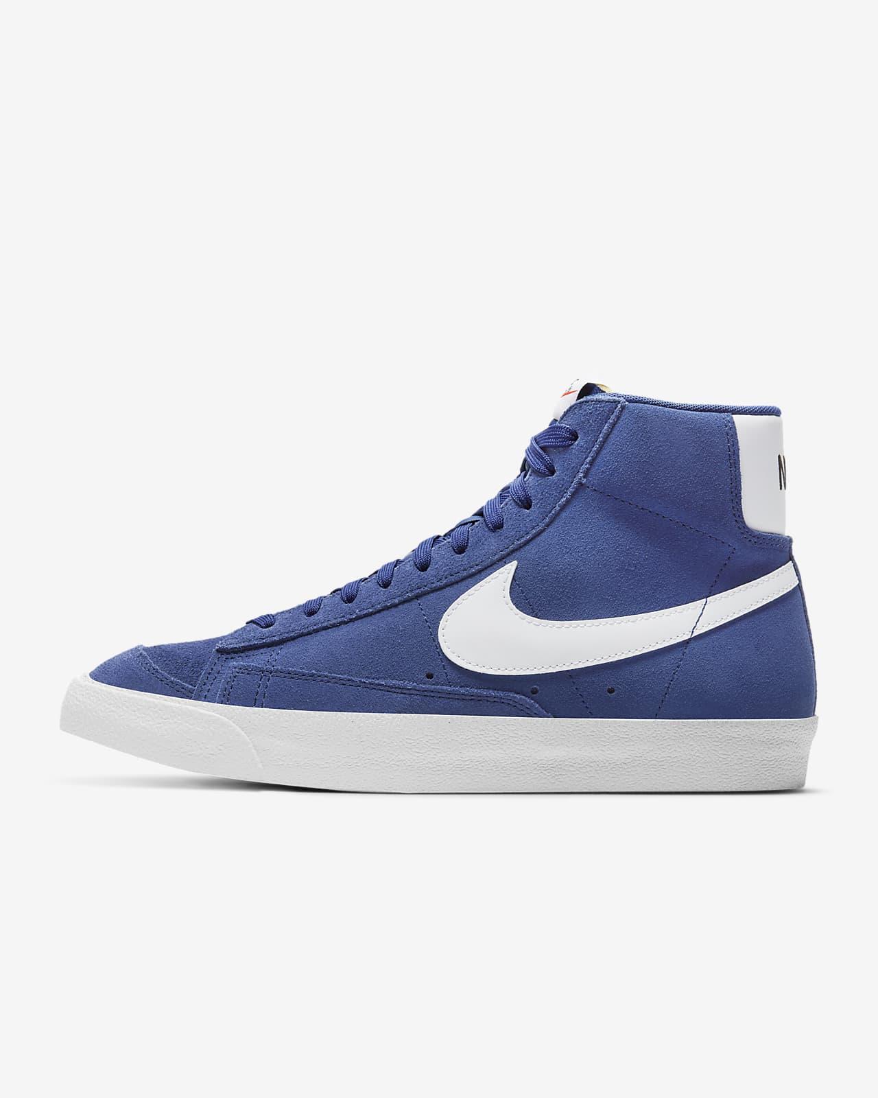 Nike Blazer Mid '77 Suede 男子运动鞋