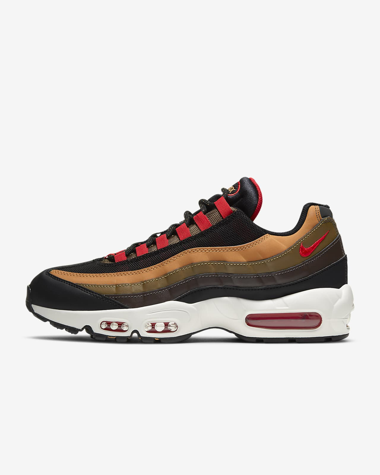 รองเท้าผู้ชาย Nike Air Max 95 Essential