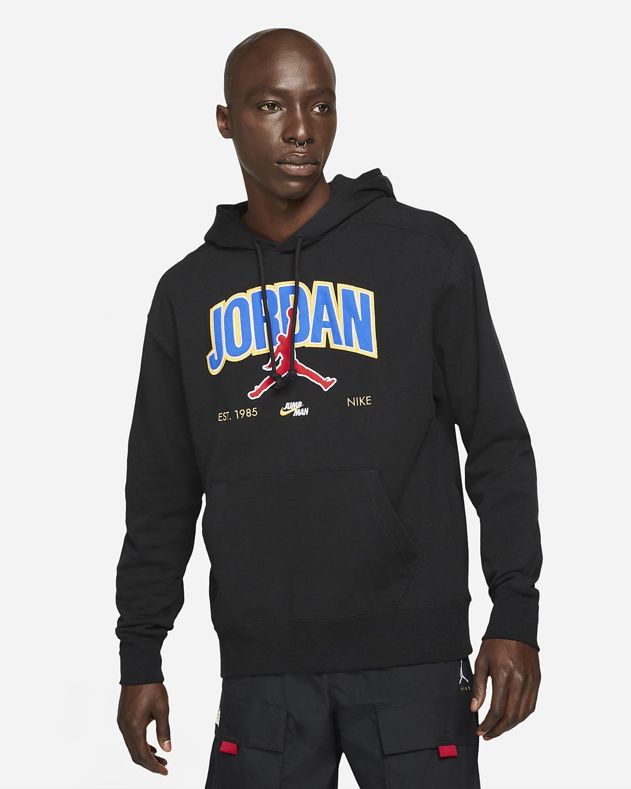 Sudadera con gorro sin cierre para hombre Jordan Jumpman