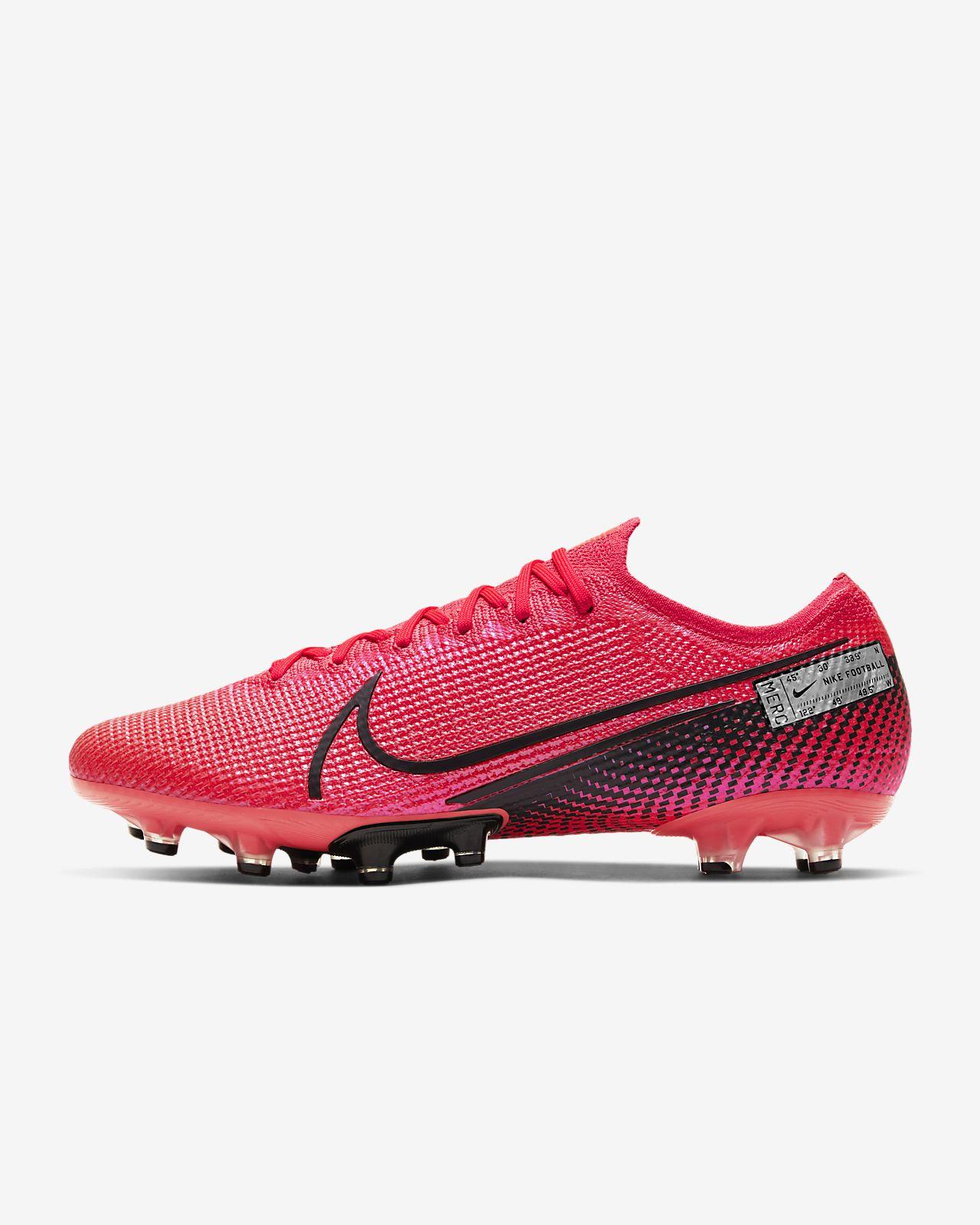 Chaussure de football à crampons pour terrain synthétique Nike Mercurial Vapor 13 Elite AG-PRO
