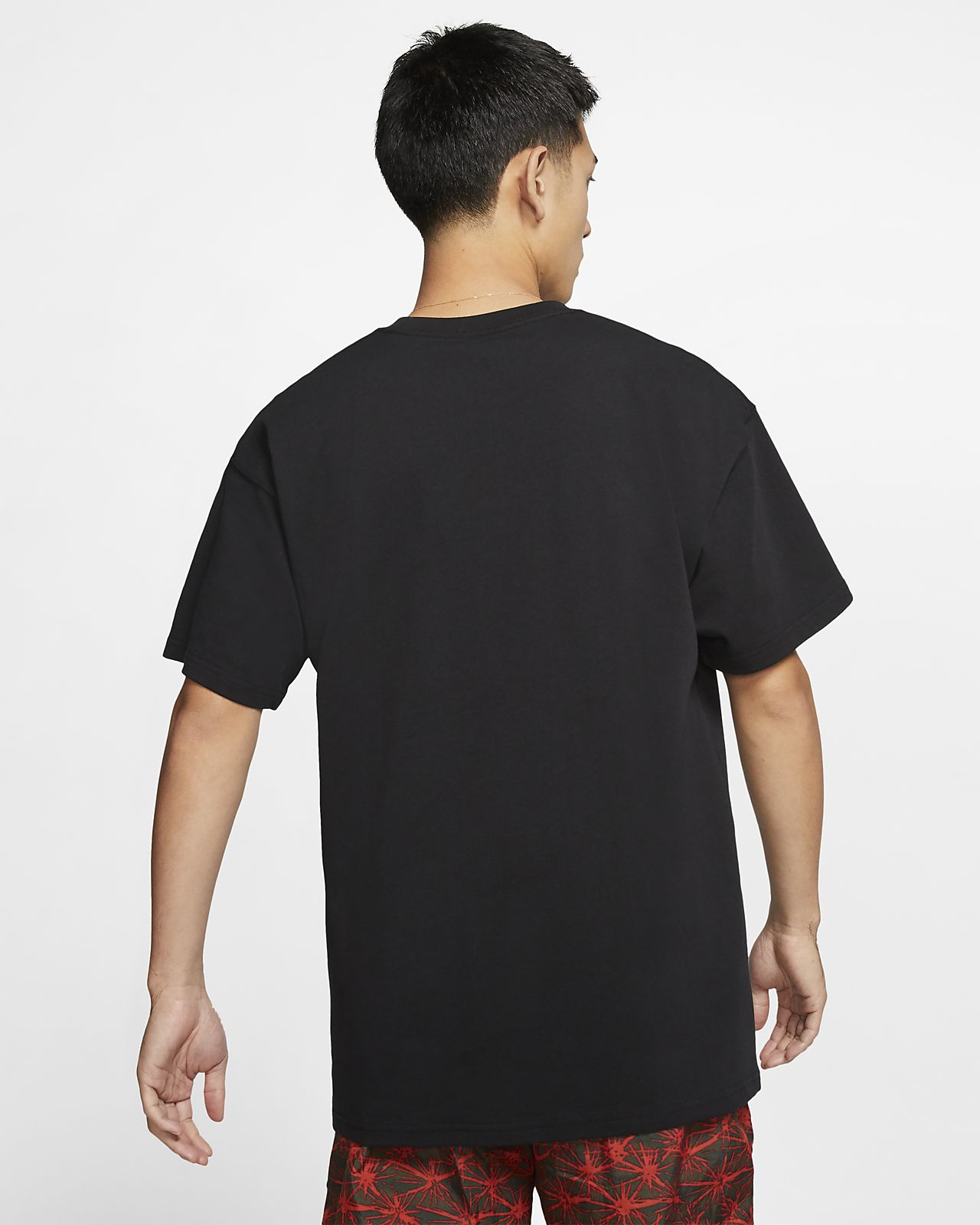 short tee shirt nike