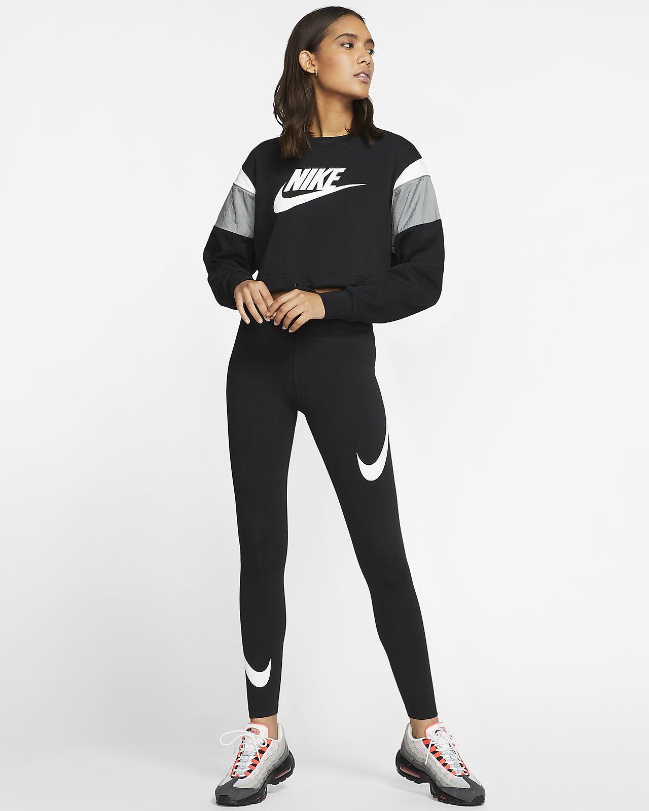 Nike Sportswear Leg A See Swoosh Leggings Mujer
