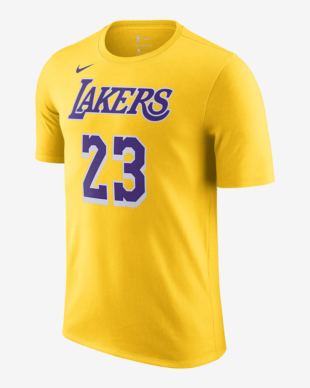 Lakers Men's Nike NBA T-Shirt