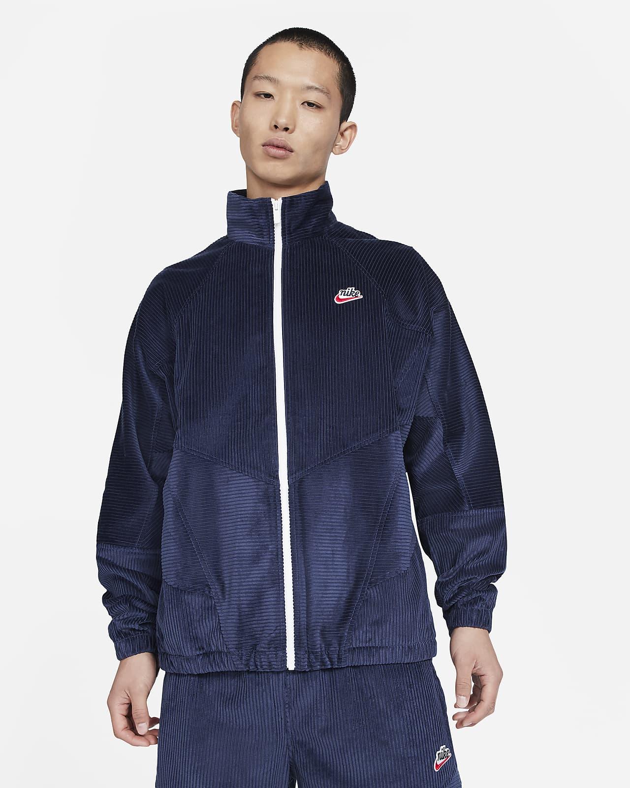 Nike Sportswear Heritage Windrunner Corduroy herenjack