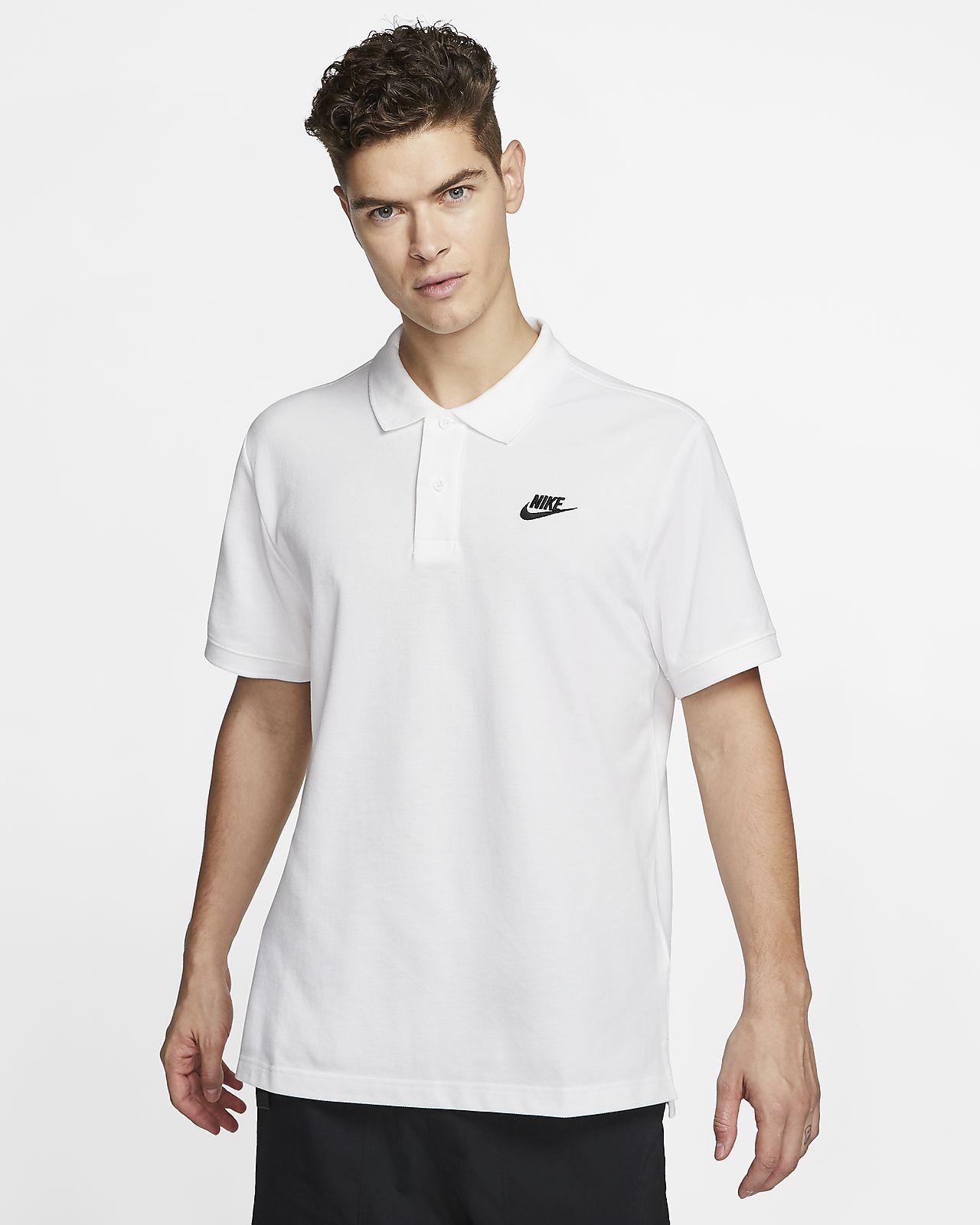 Nike Sportswear 男子翻领T恤