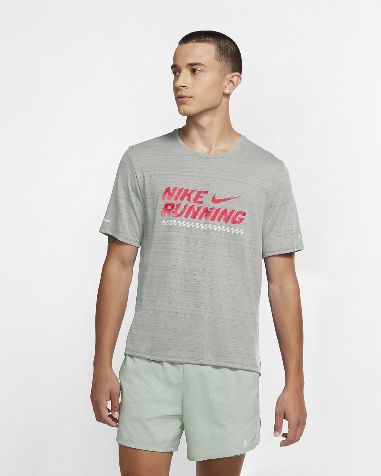 เสื้อวิ่งผู้ชาย Nike Miler Future Fast