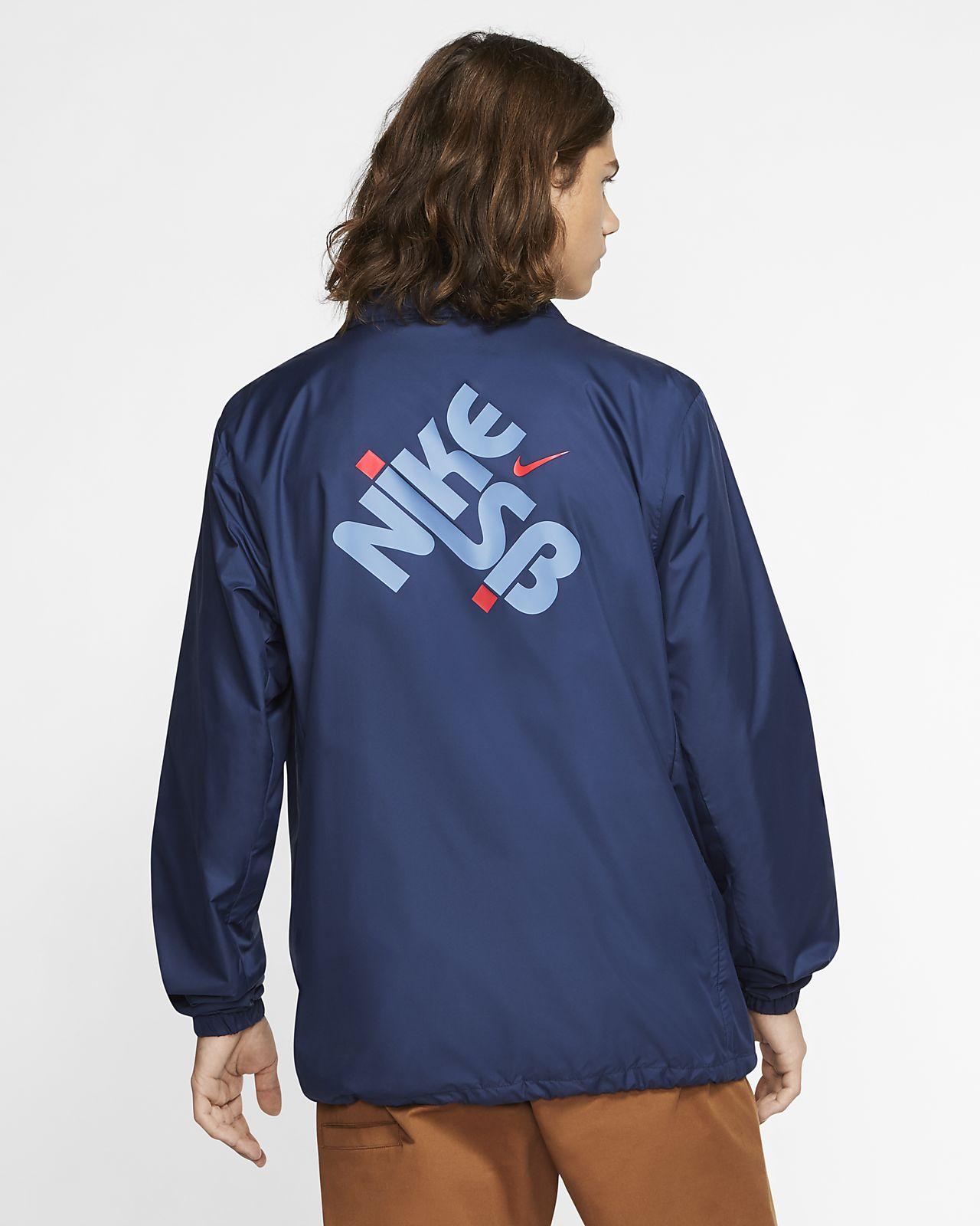 NIKE SB SHIELD COACHES ICON JACKET | Suburbana Store