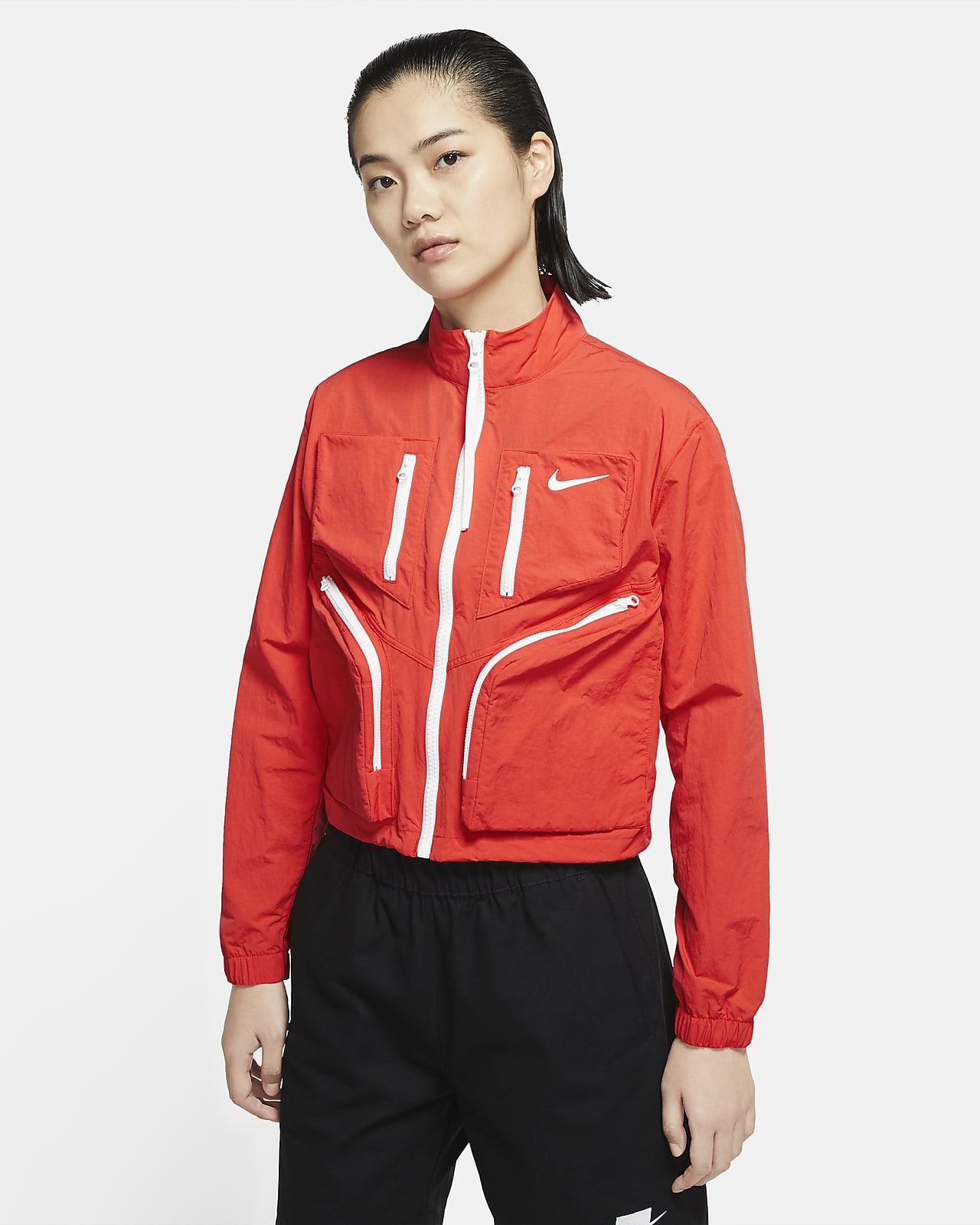 Damska kurtka z tkaniny Nike Sportswear Tech Pack
