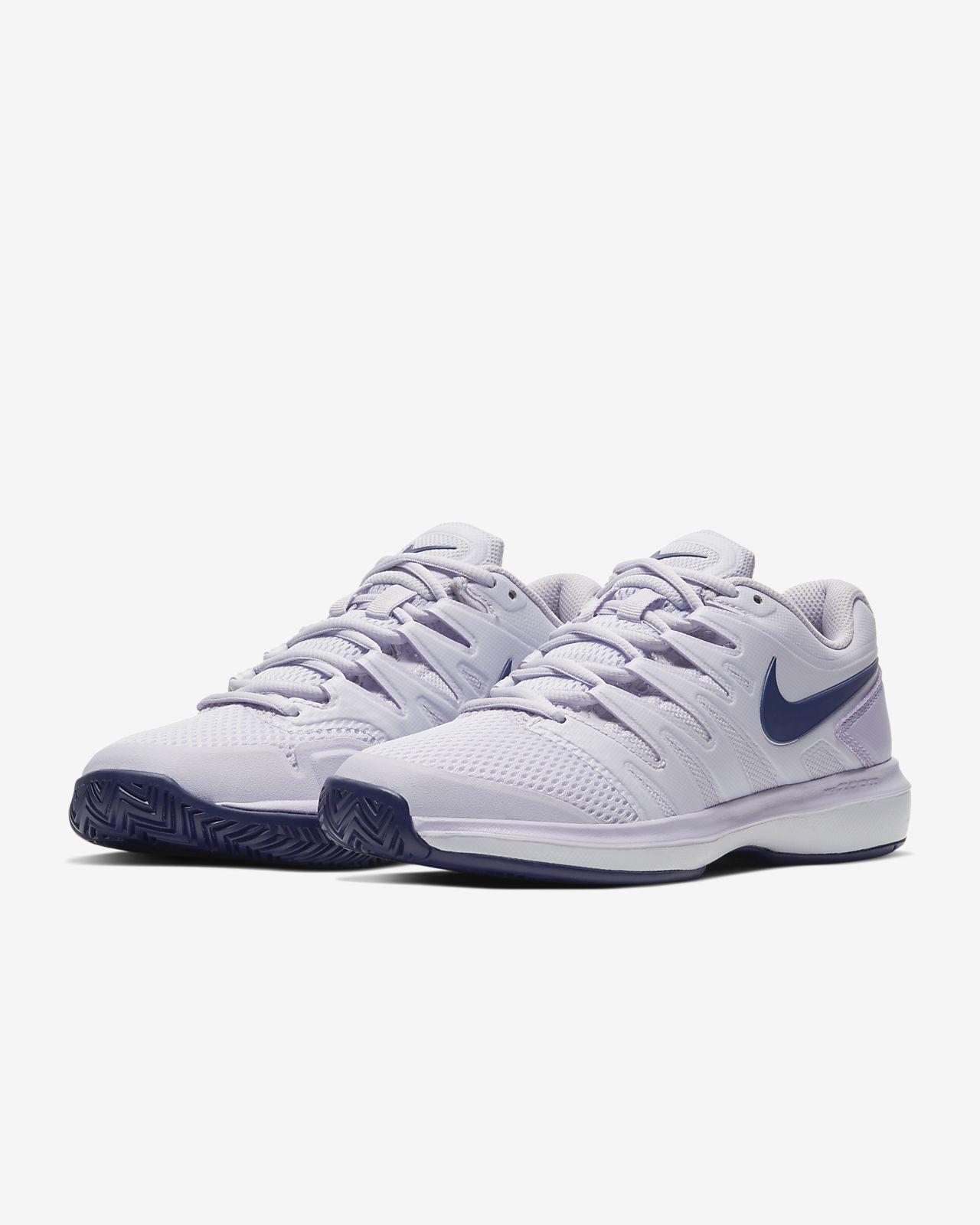 Novo Sapatilhas Tenis Pretas Branco Nike Air Zoom Prestige