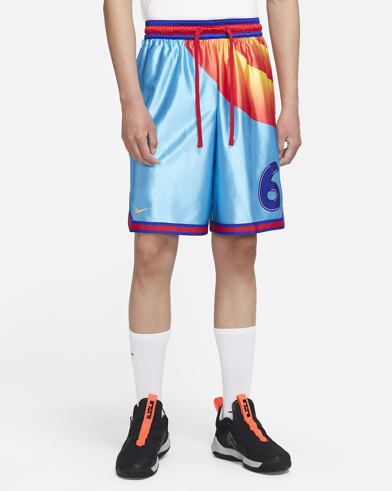 "LeBron x Space Jam: A New Legacy ""Tune Squad"" Men's Nike Dri-FIT Shorts"