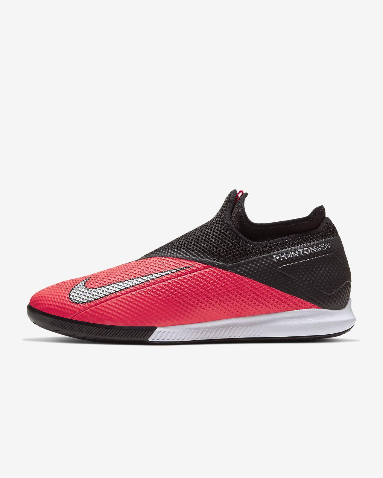 Nike Phantom Vision 2 Academy Dynamic Fit IC Fußballschuh für Hallen- und Hartplätze