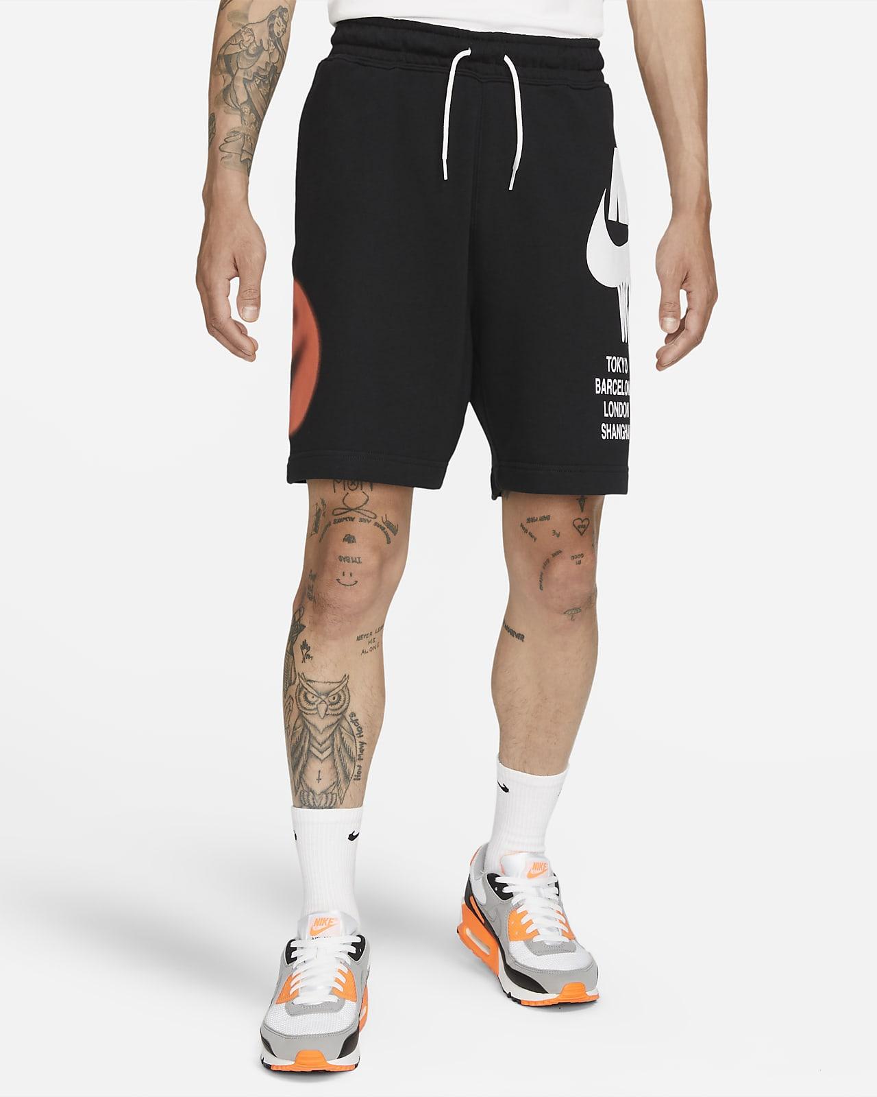 ナイキ スポーツウェア メンズ フレンチ テリー ショートパンツ
