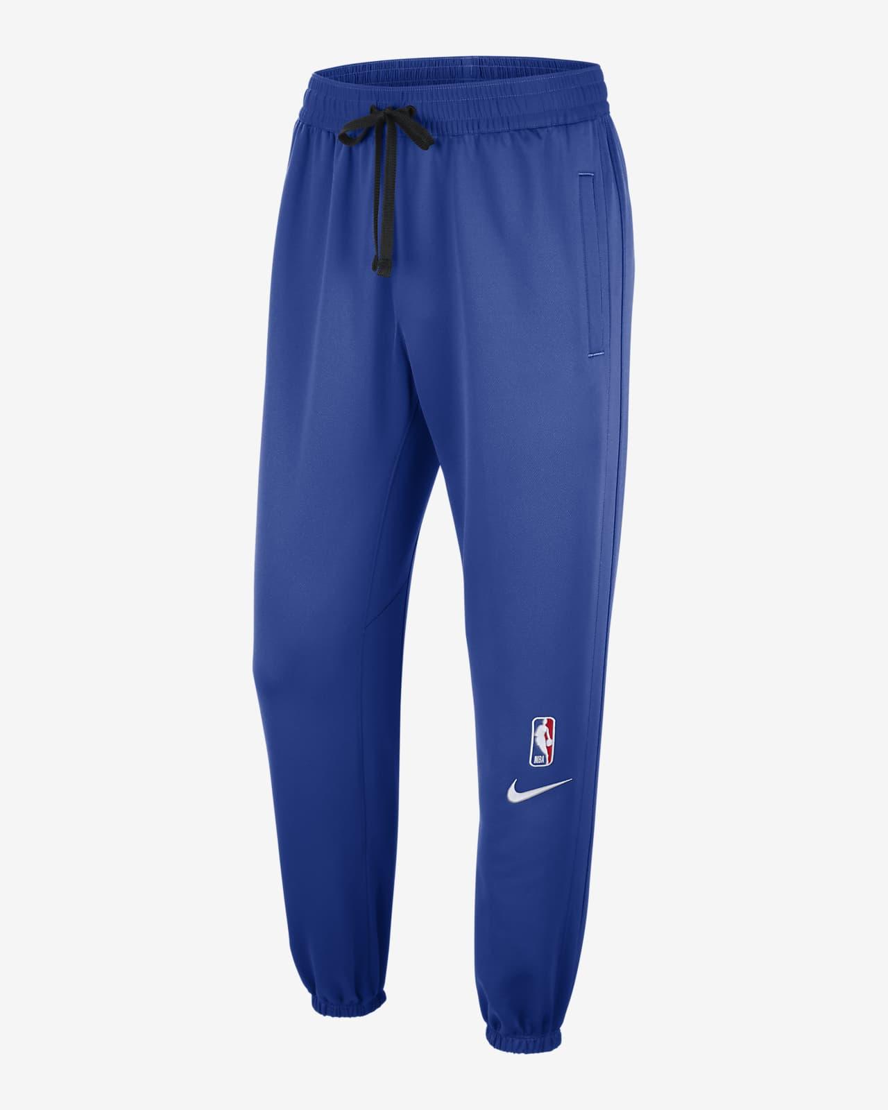 Pantalones de la NBA de Nike Therma Flex para hombre New York knicks Showtime