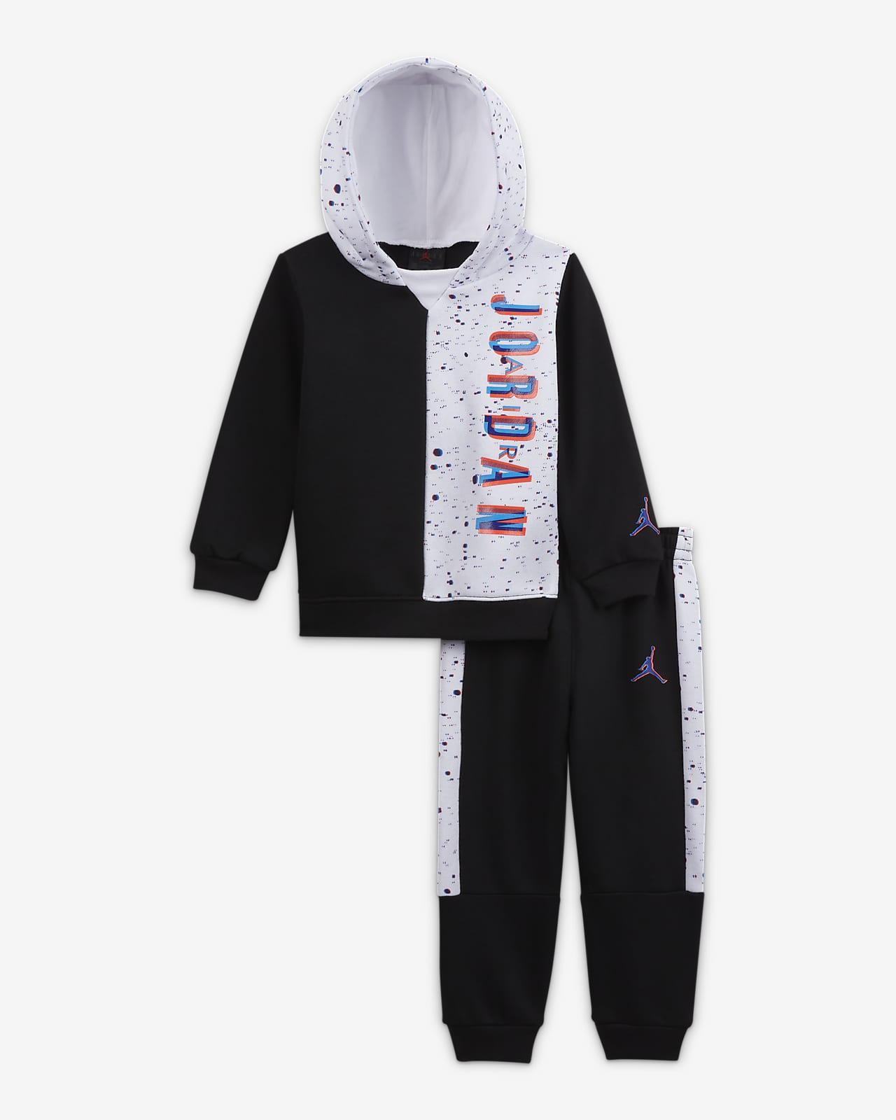 Jordan Set aus Hoodie und Hose für Babys (12 bis 24 Monate)