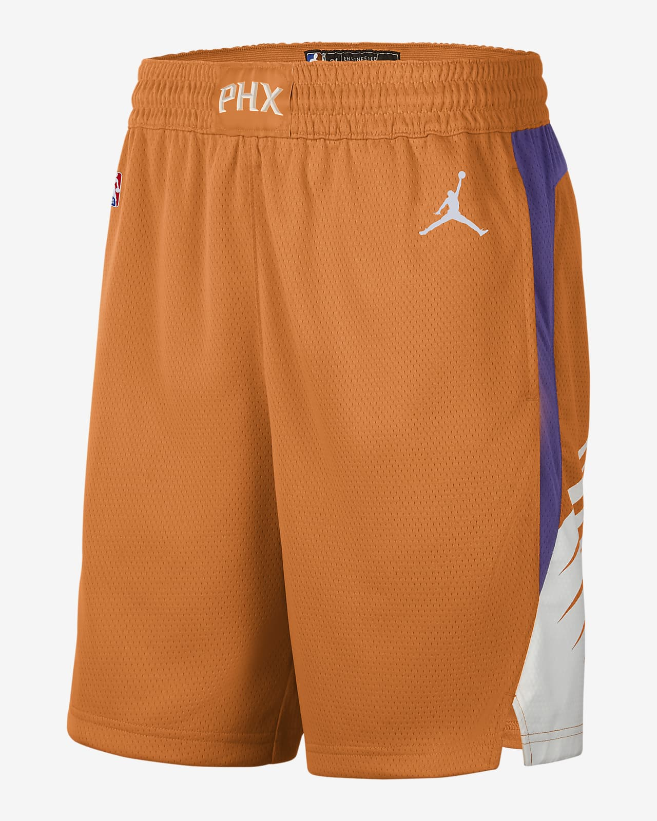 Suns Statement Edition 2020 Men's Jordan NBA Swingman Shorts