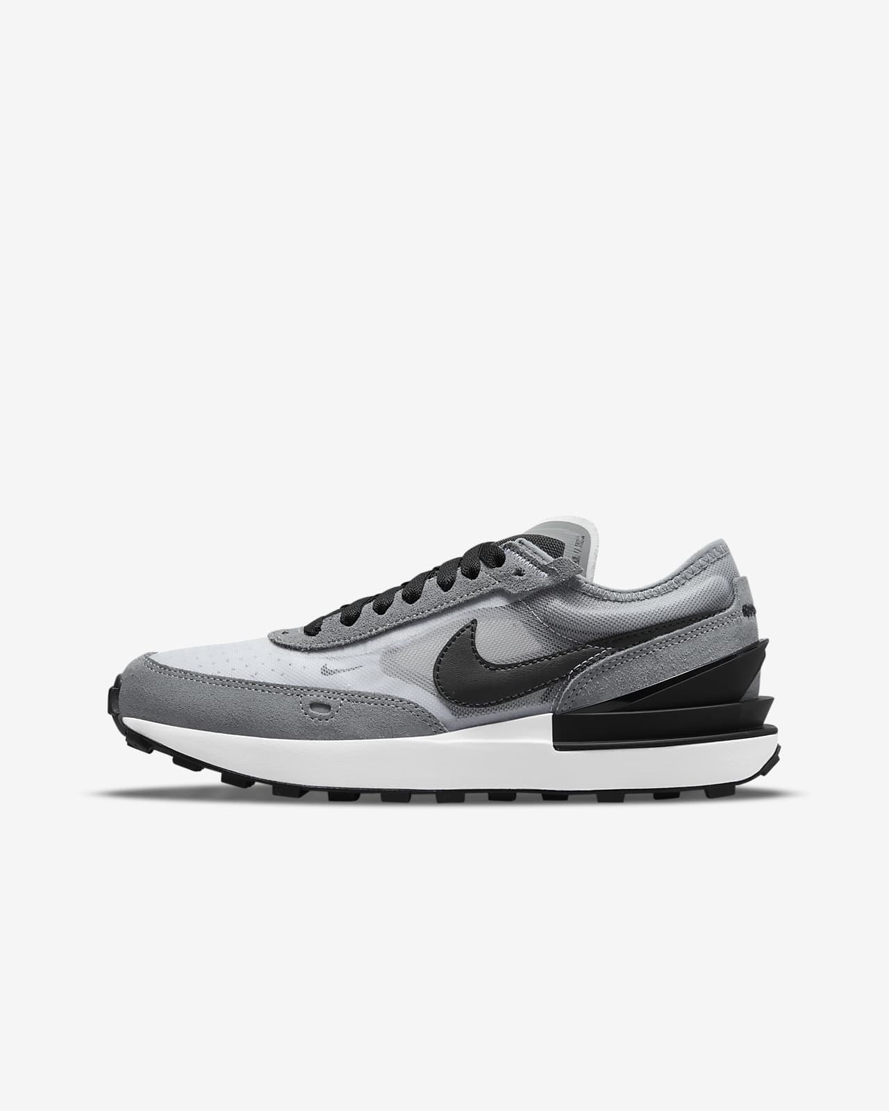 Nike Waffle One Big Kids' Shoe