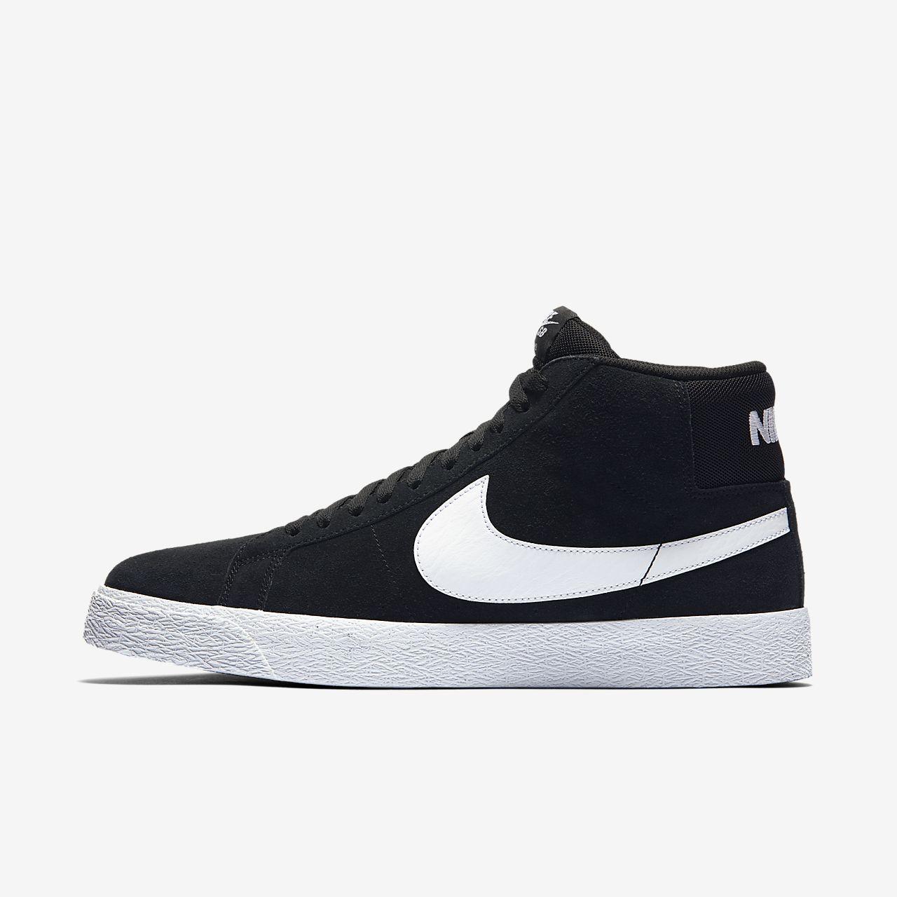 Nike SB Zoom Blazer Mid skatesko