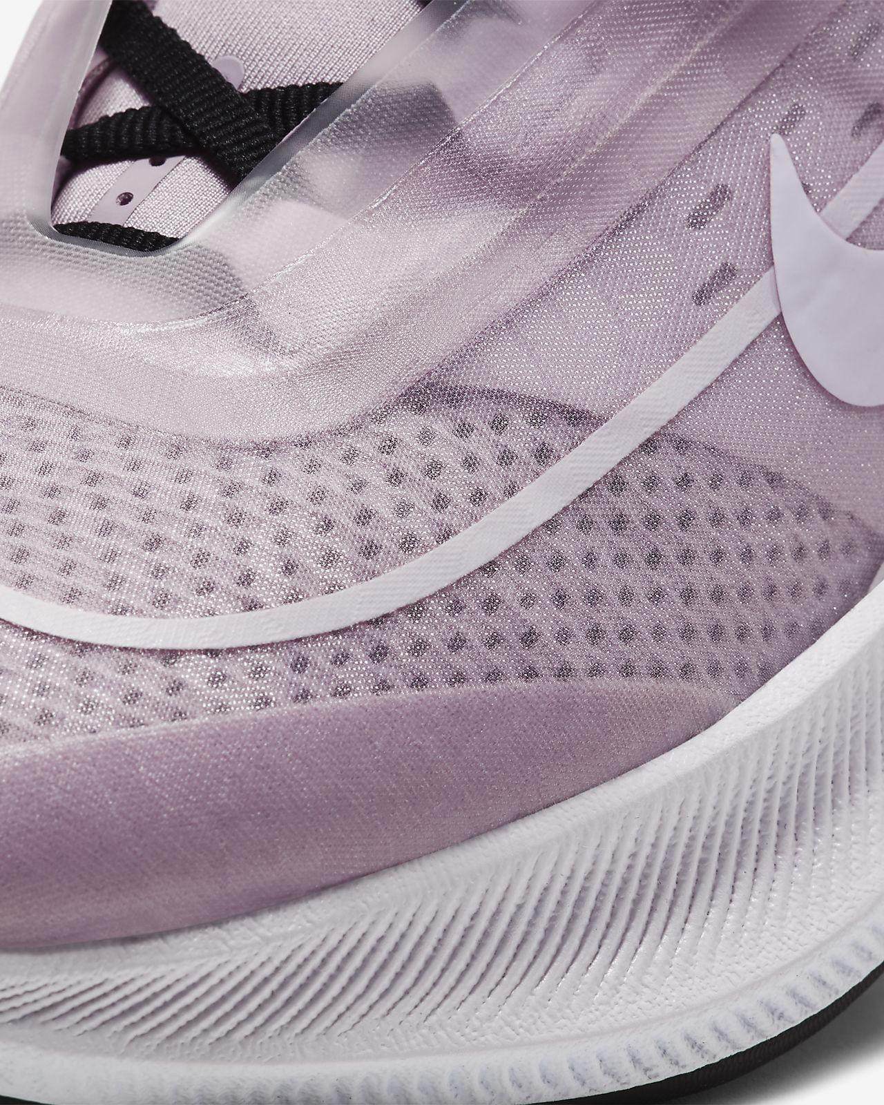 Nike Zoom Vomero+ 7 Laser PurpleWhiteLight VioletMetallic