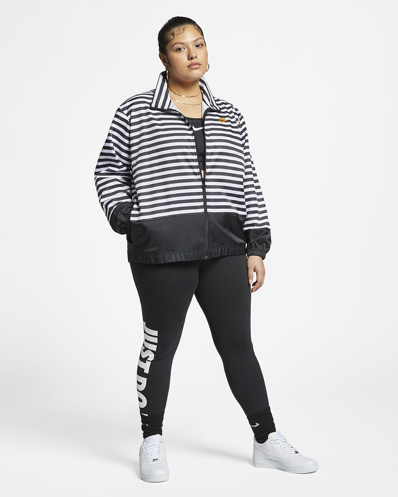 Giacca in woven Nike Sportswear (Plus Size) Donna