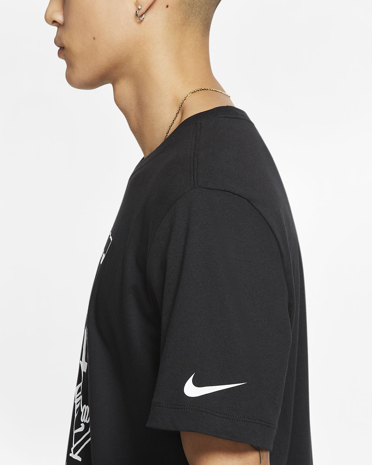 camiseta nike dri fit just do it