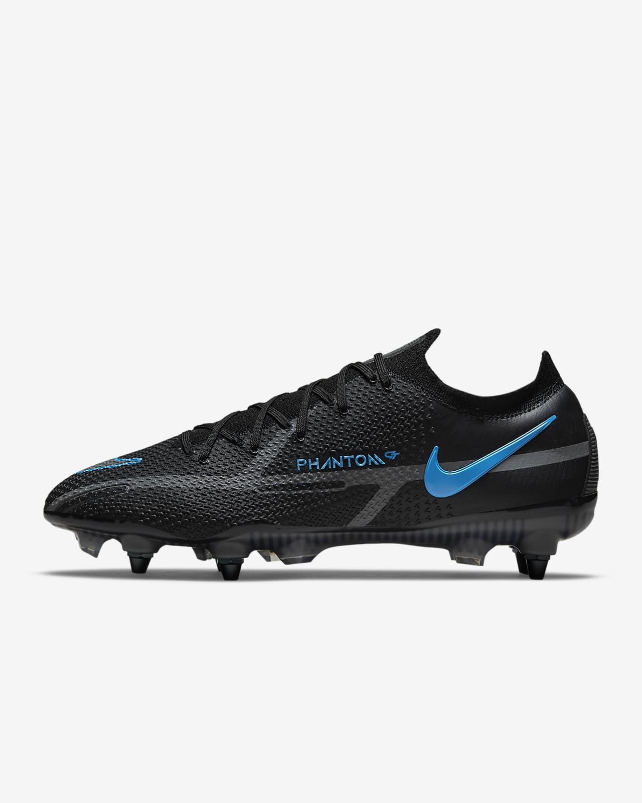 Nike Phantom GT2 Elite SG-Pro AC Fußballschuh für weichen Rasen