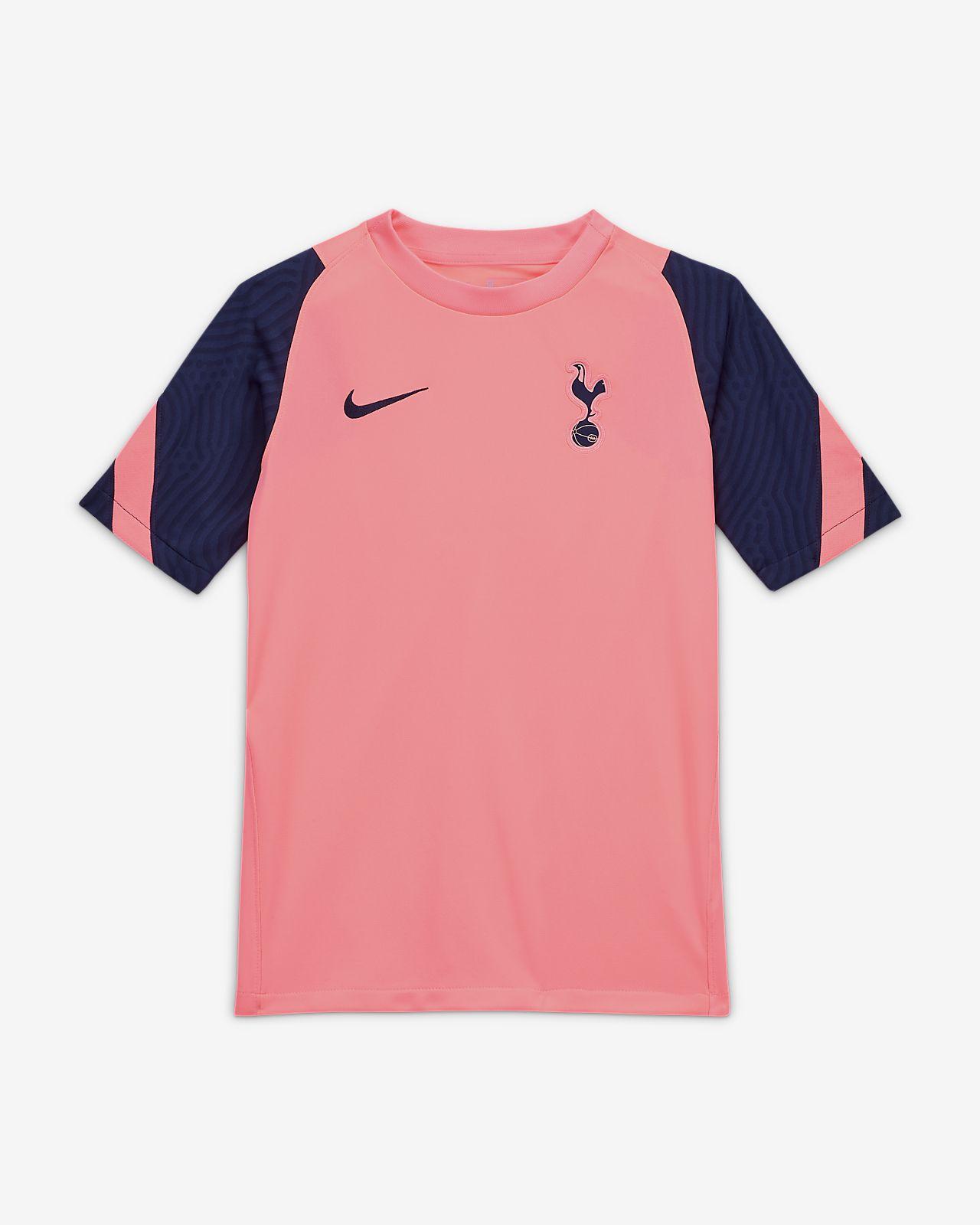 Tottenham Hotspur Strike Kurzarm-Fußballoberteil für ältere Kinder